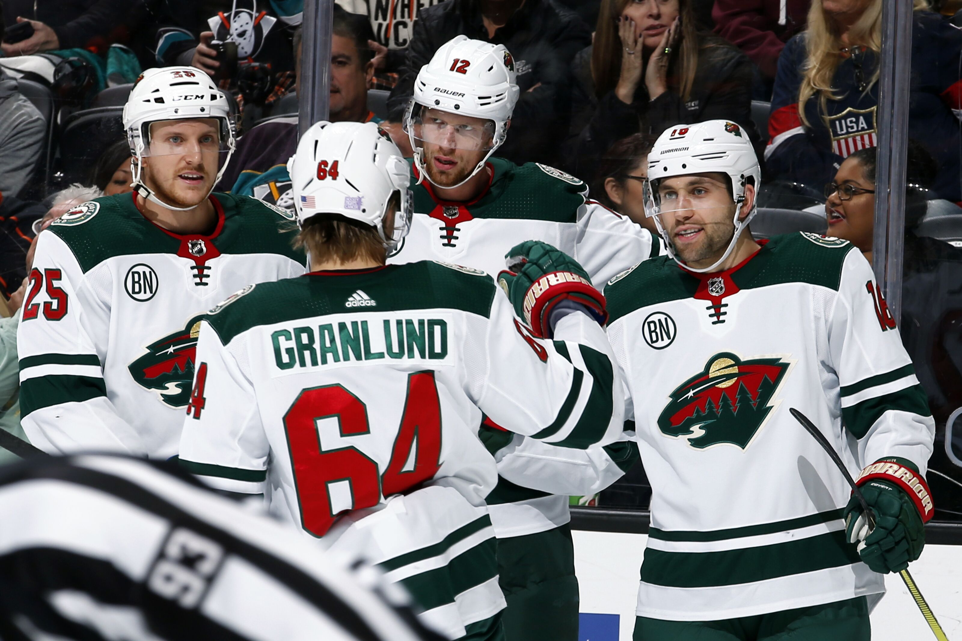 best service 65901 389f5 Minnesota Wild: Mikael Granlund is a superstar player