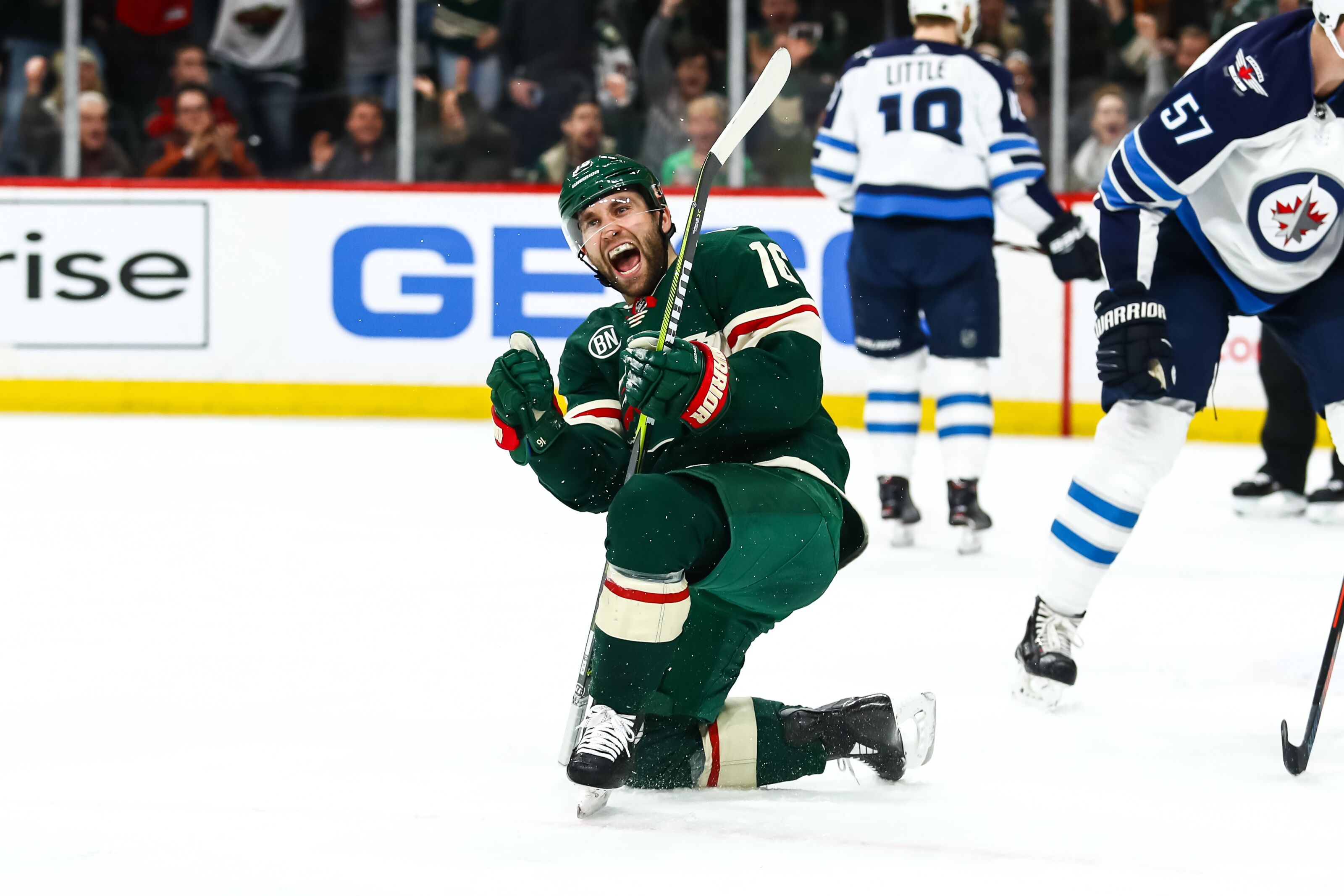 Jason Zucker S Upcoming Days Are Likely His Last With The