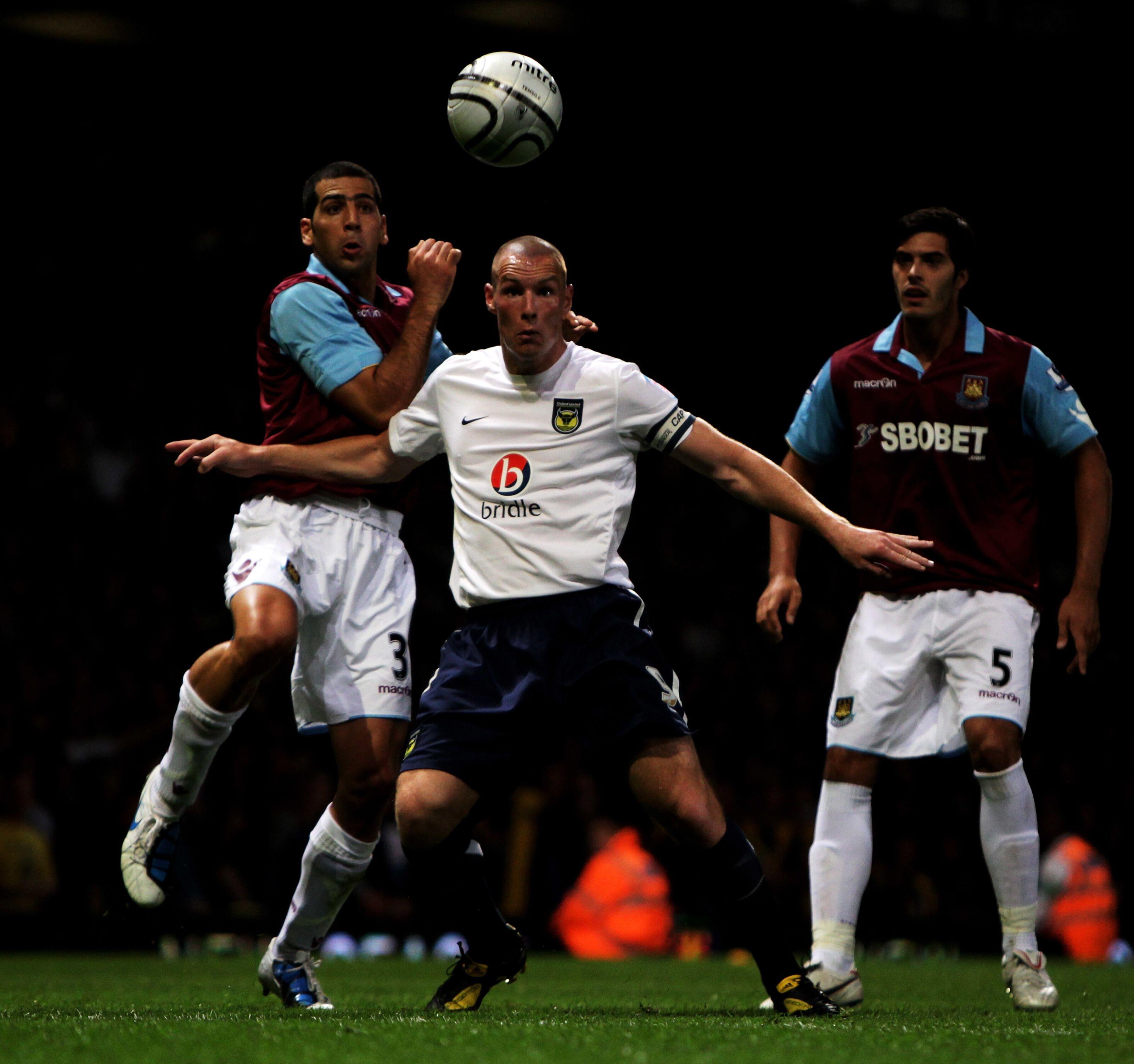 The Delorean Chronicles: West Ham United vs Oxford United