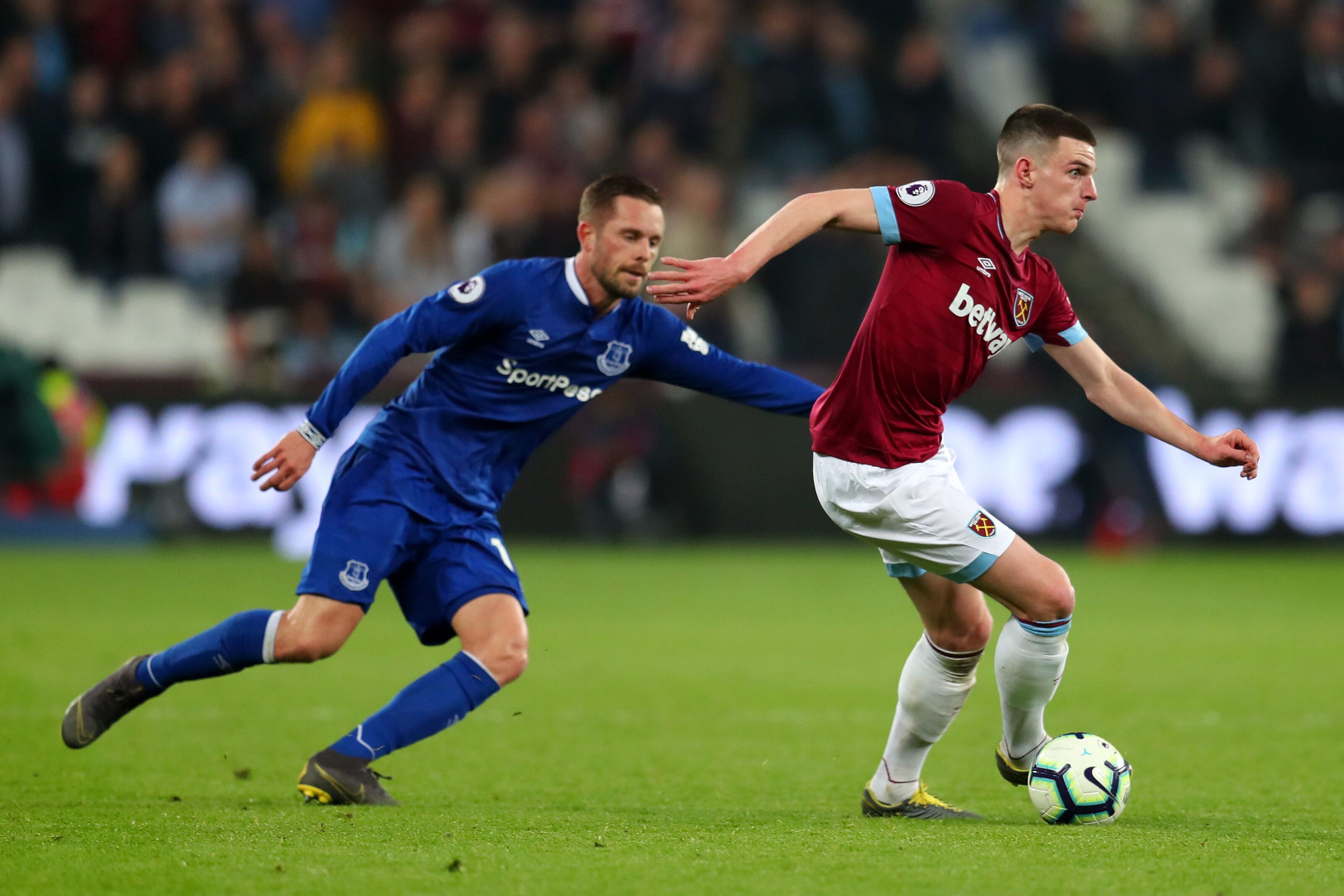 Building a West Ham and Everton Combined XI