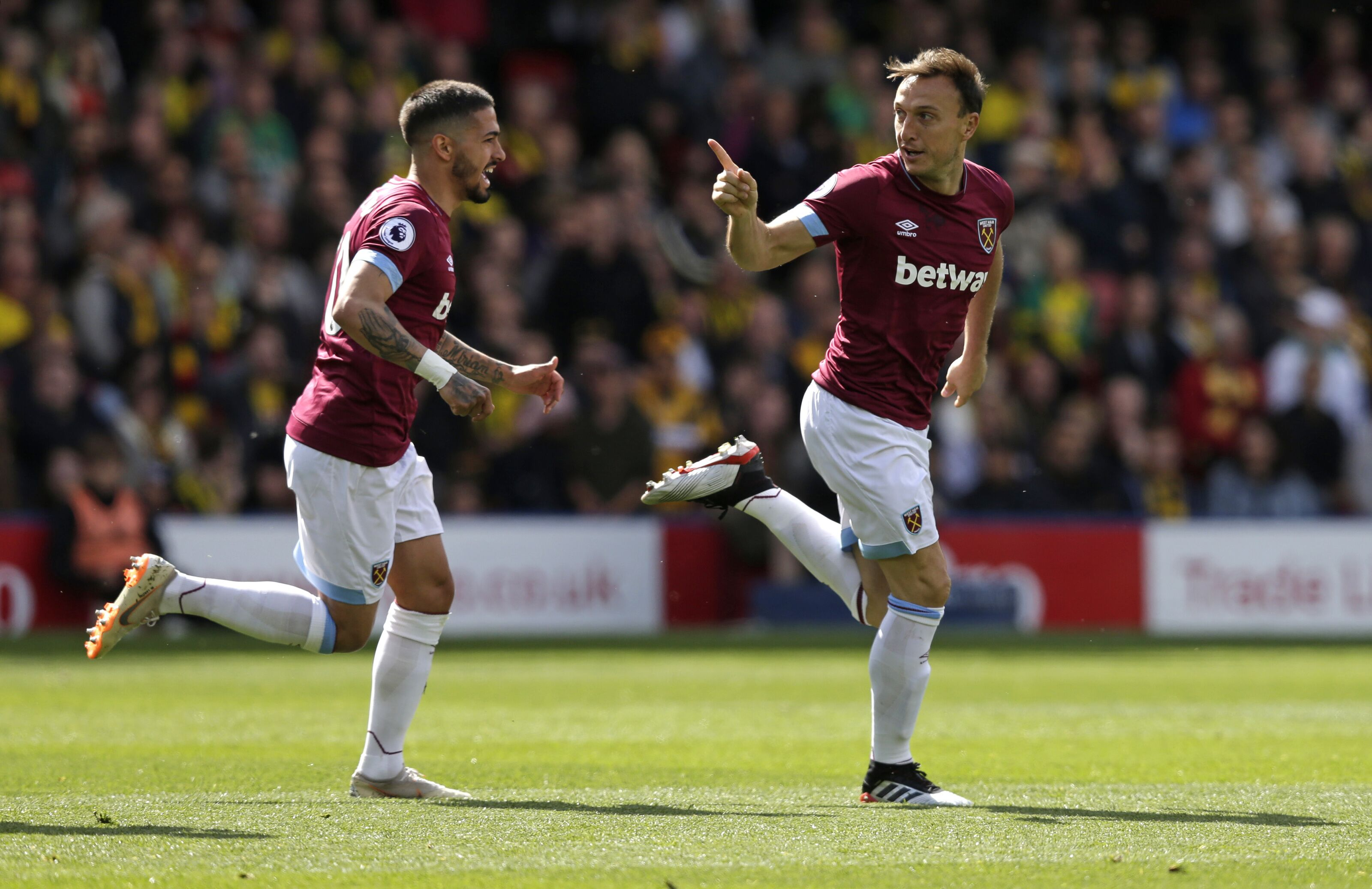 West Ham should look to the past against Watford to get there first win