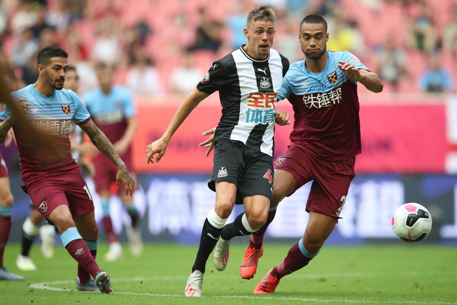 Winston Reid: Can the defender stay fit?