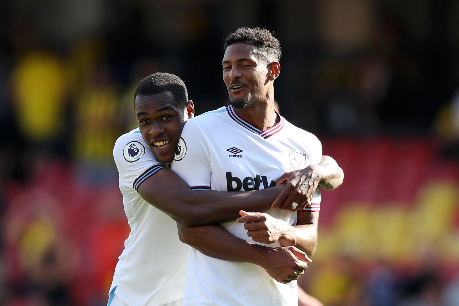 It hasn't been perfect, but West Ham are picking up vital points