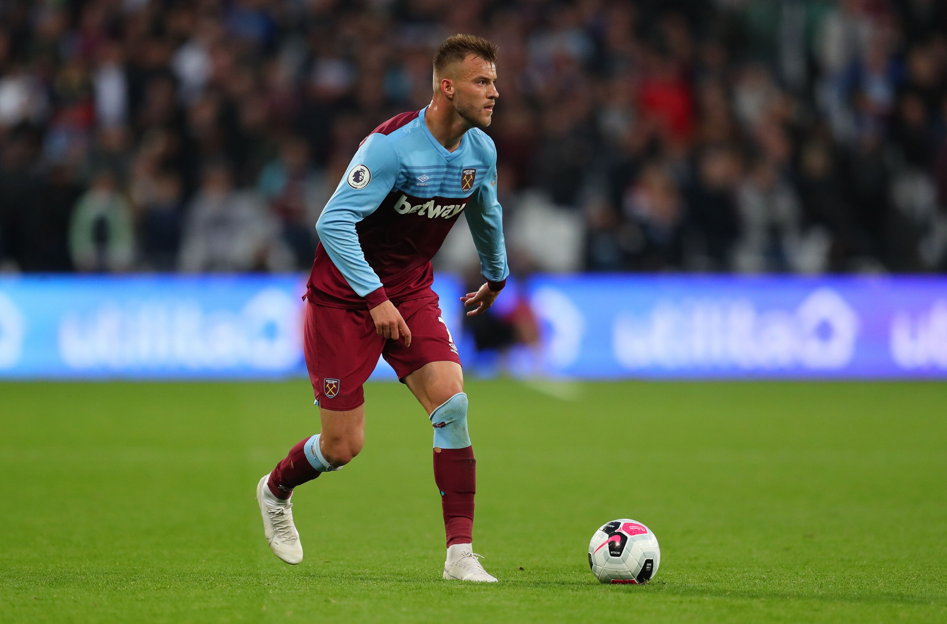 Which players make up the marquee match up for West Ham vs. Newcastle