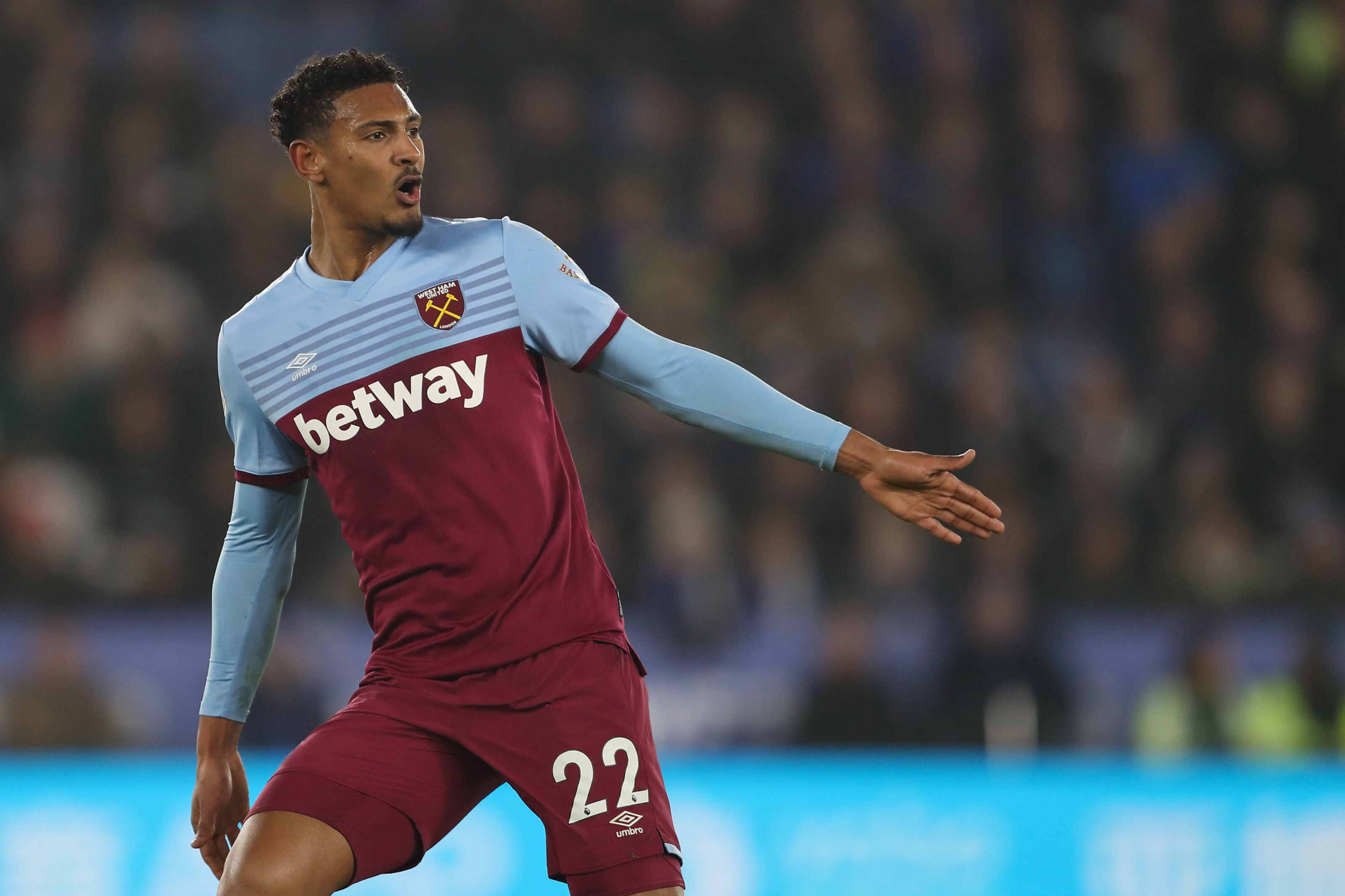 West Ham would be crazy to drop Sebastien Haller for Man City game