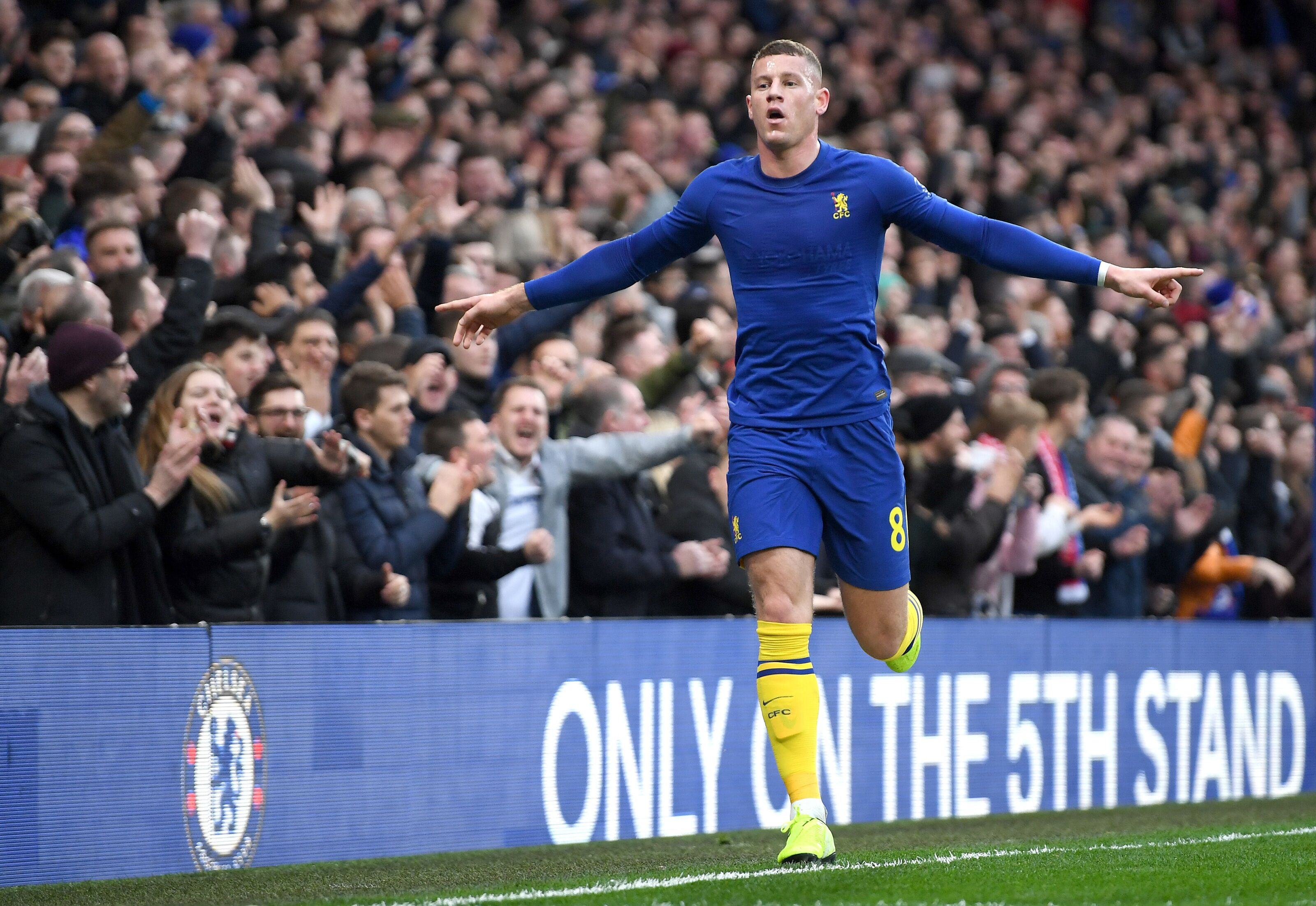 Would you take Ross Barkley on loan at West Ham United?