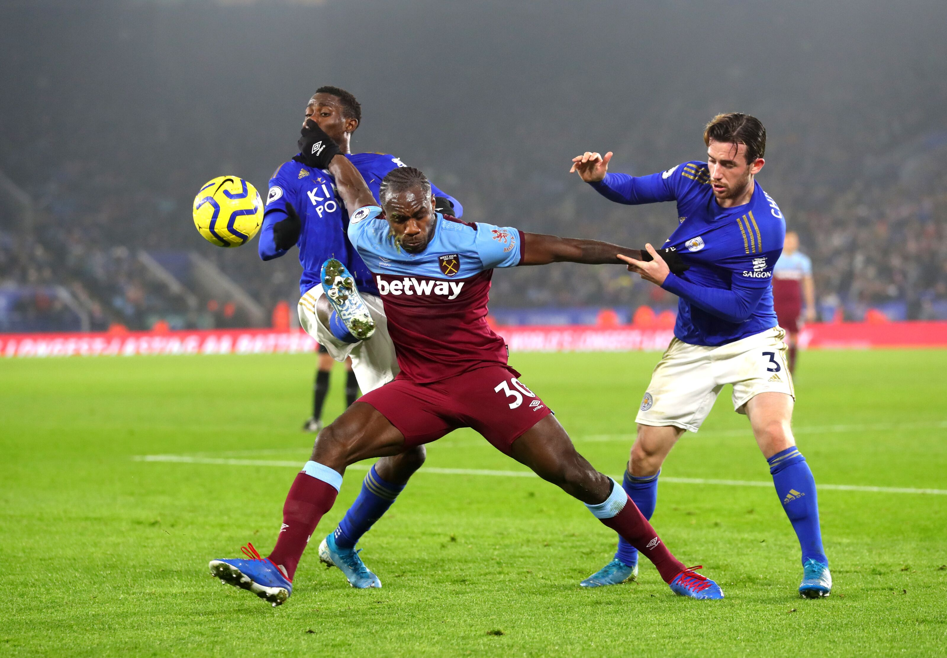 MATCH REVIEW: Leicester win over lifeless, careless West Ham