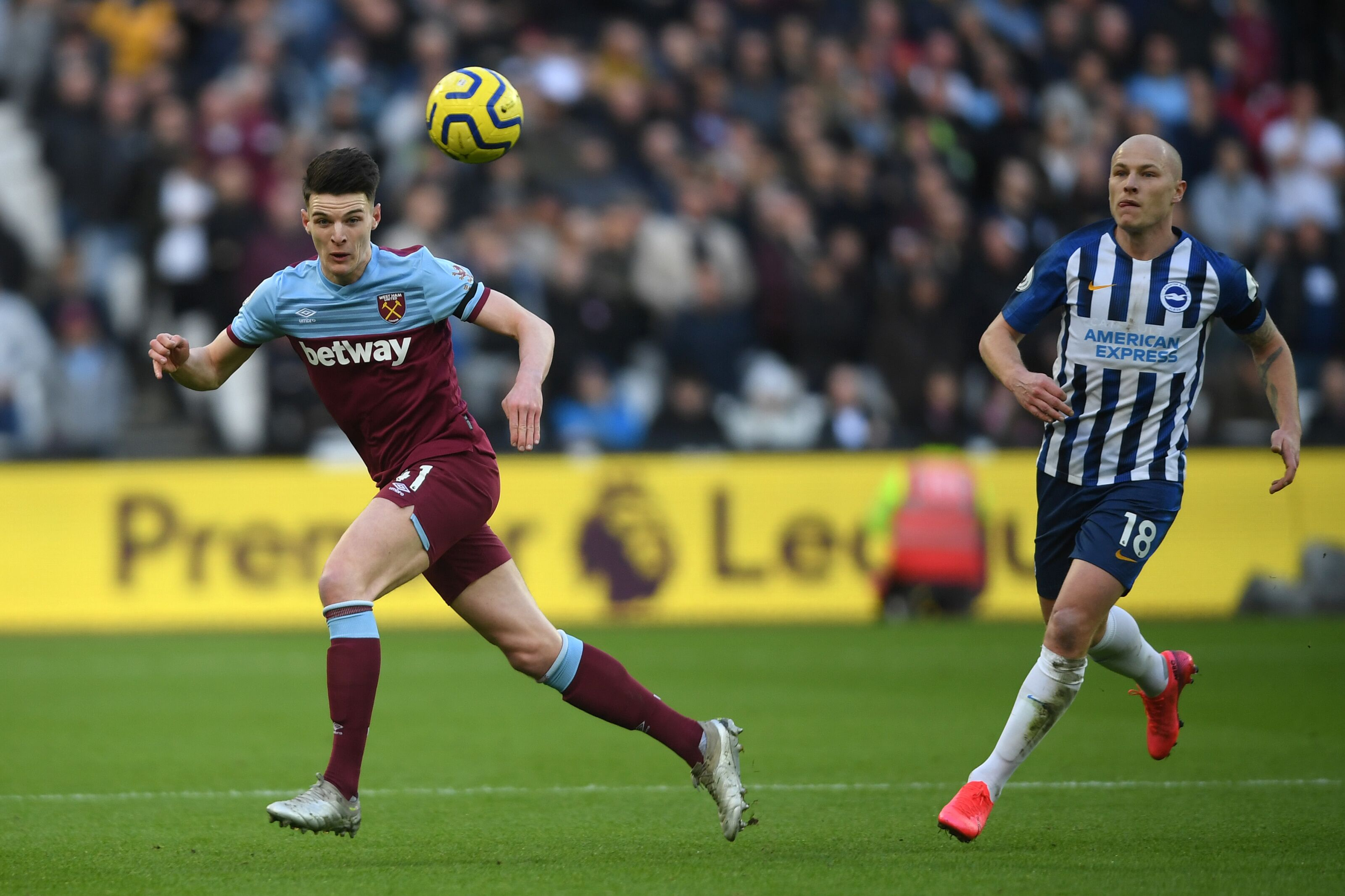 West Ham: Keeping Declan Rice has to be the #1 Priority this summer