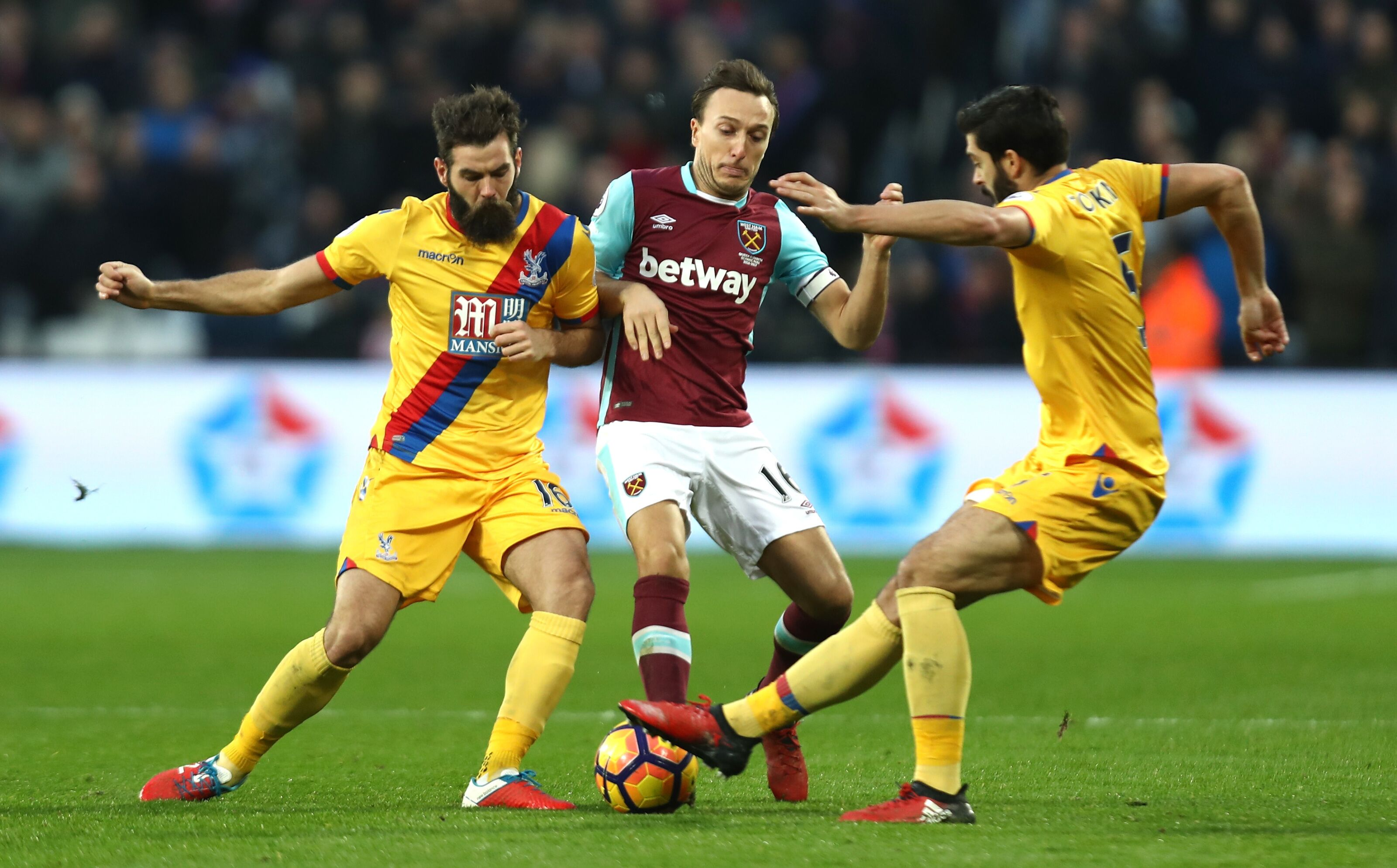 The Delorean Chronicles: West Ham vs Crystal Palace