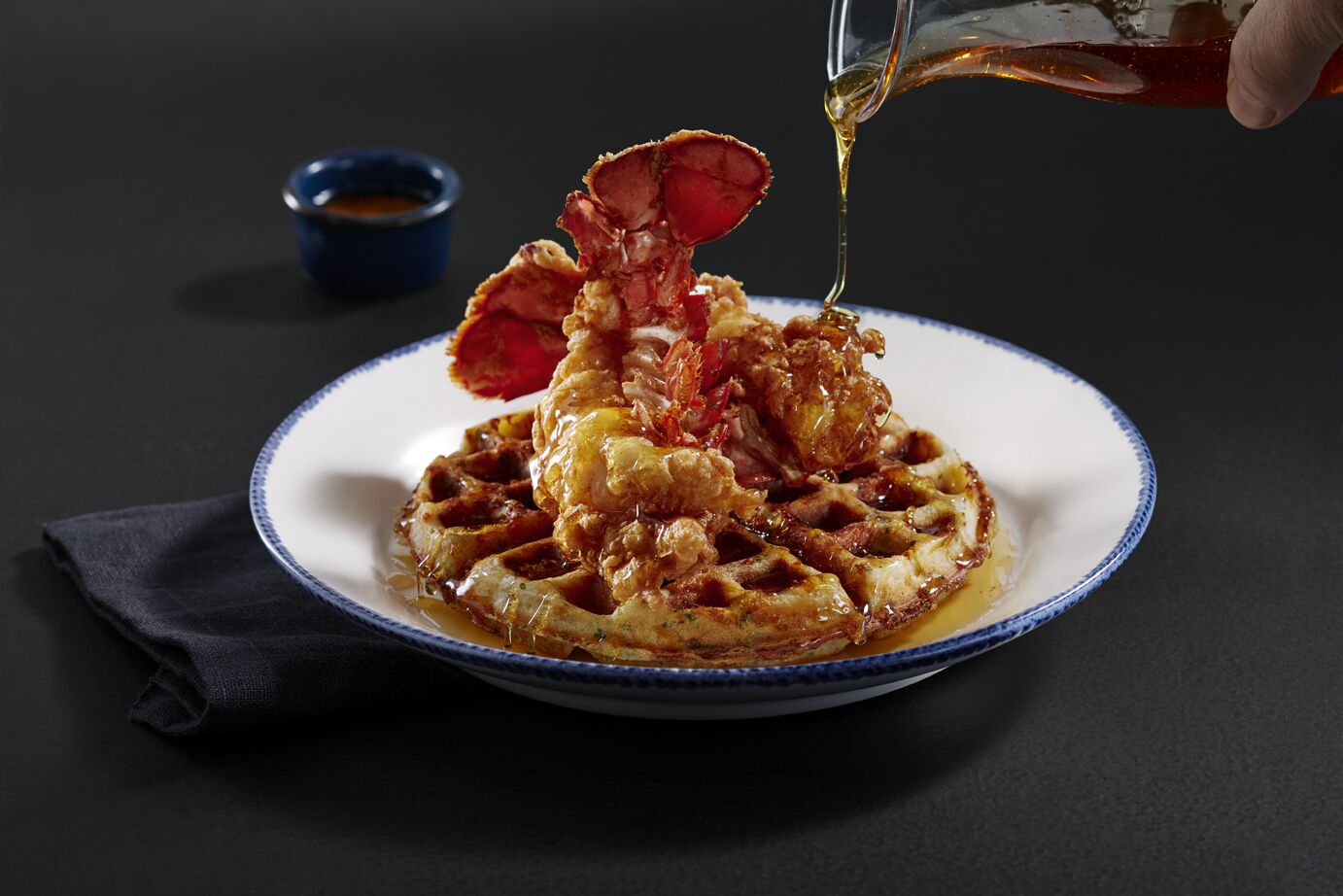 Red Lobster Food Hack: Recreate Cheddar Bay Biscuit Waffles at home