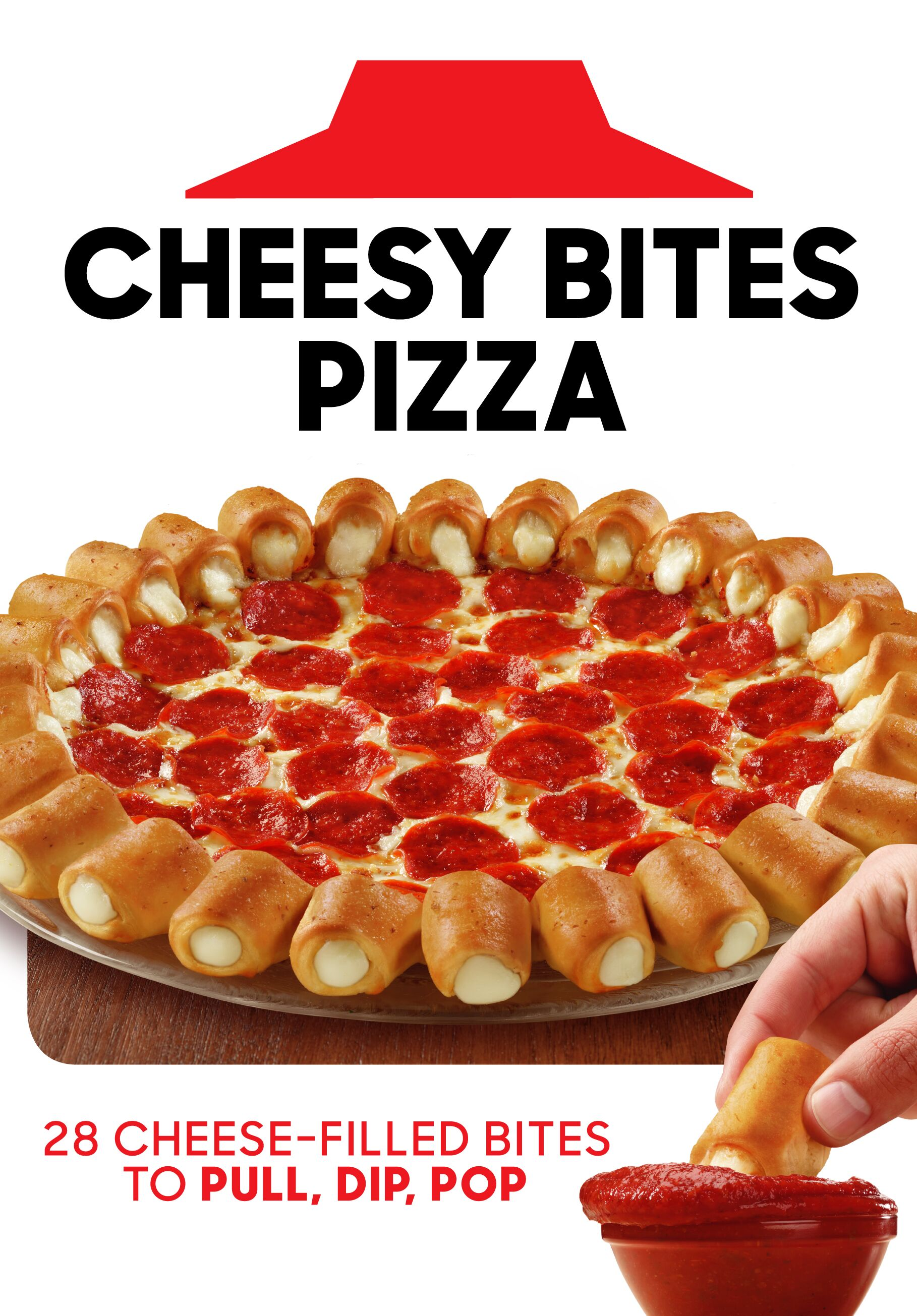 Pizza Hut brings back a fan favorite to the menu, cheesy bites
