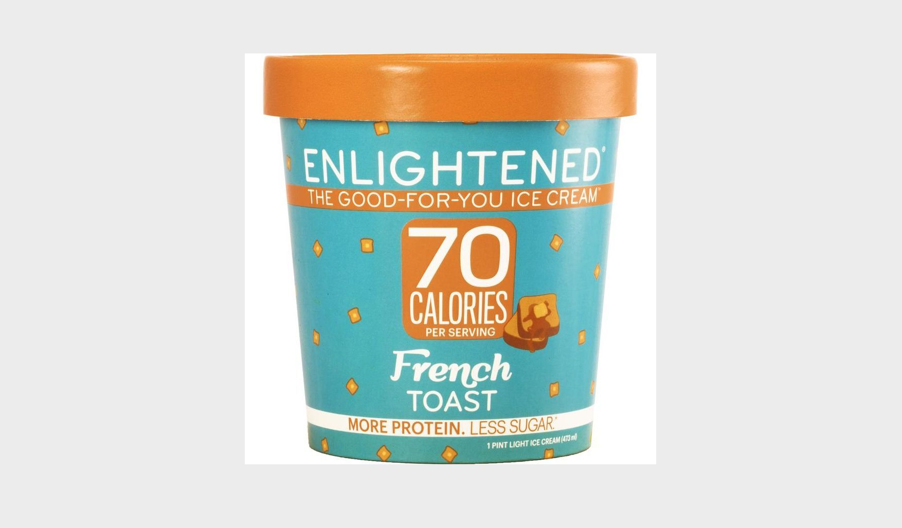 Enlightened Ice Cream: Is the French Toast flavor any good?
