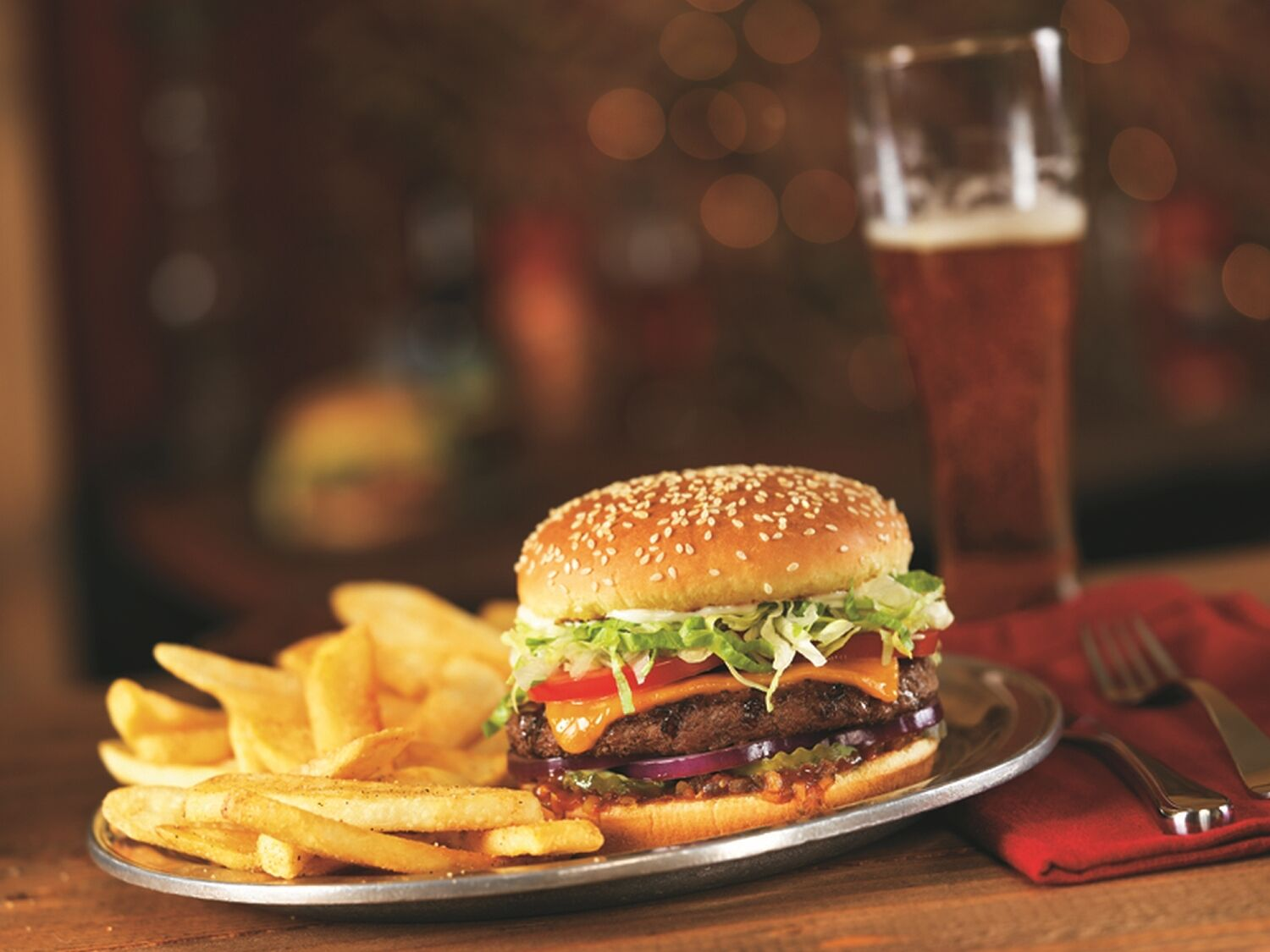National Cheeseburger Day freebies and deals 2019