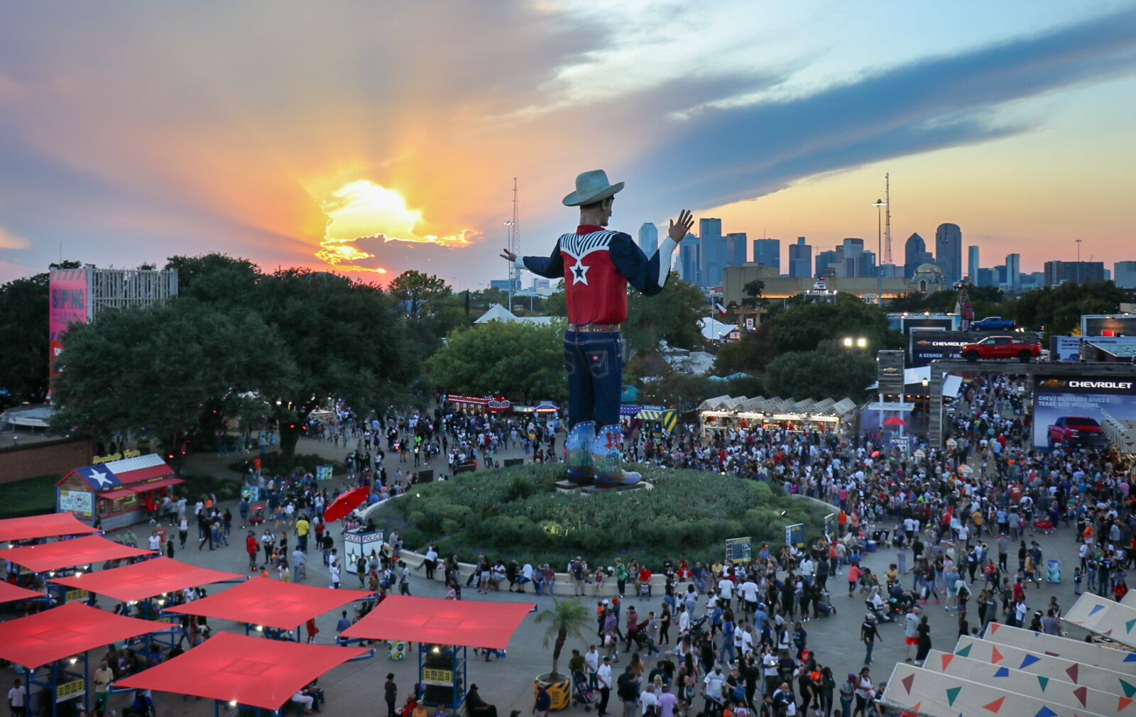 State Fair of Texas: What we loved and didn't about the fair 2019