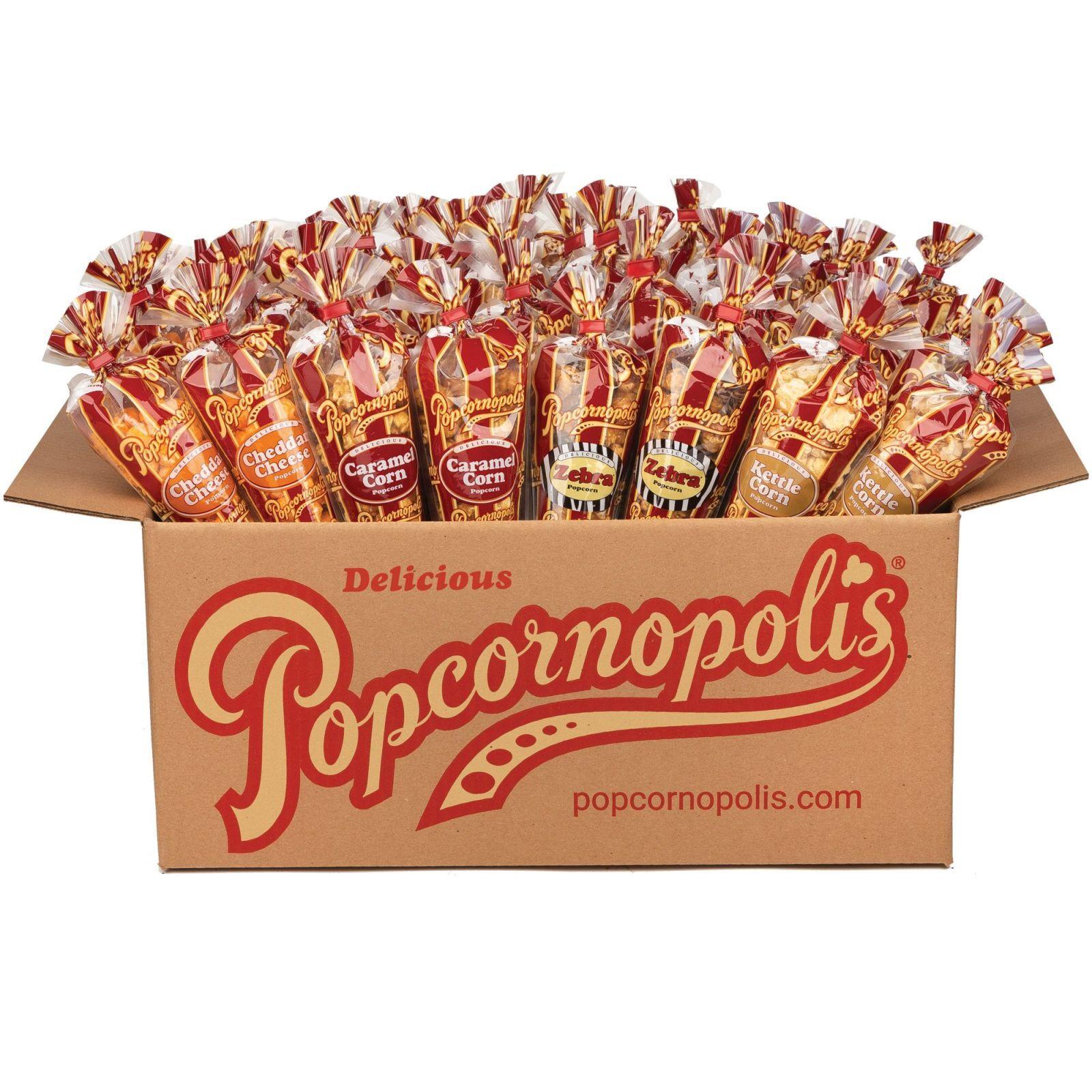 Popcornopolis snacks: Welcome 2020 with a POP!