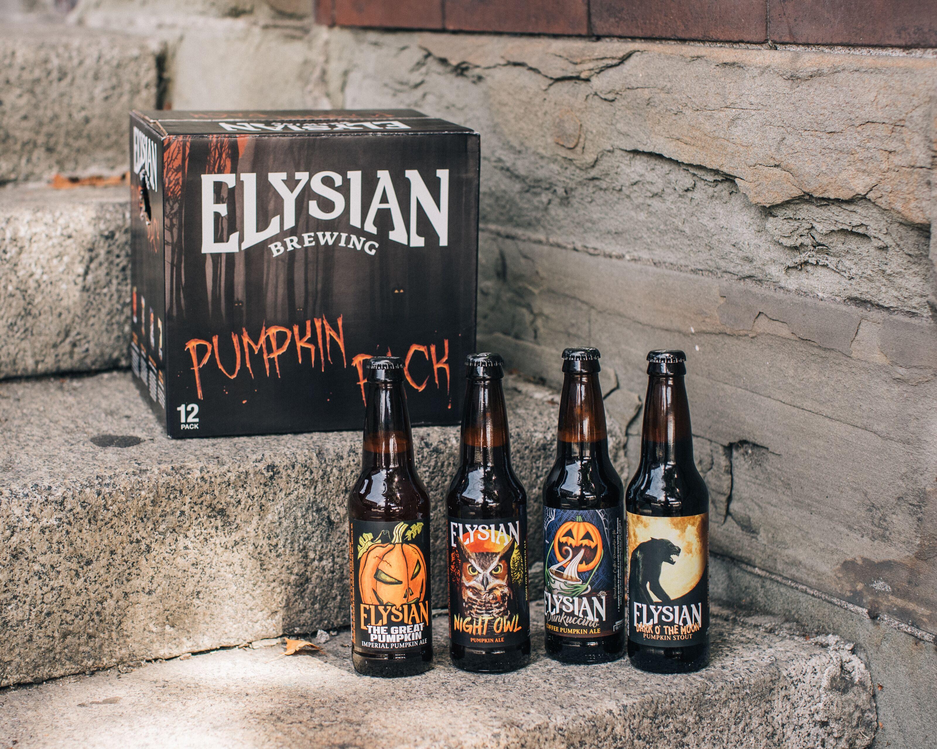 Elysian Brewing takes on Pumpkin Spice with seasonal favorites