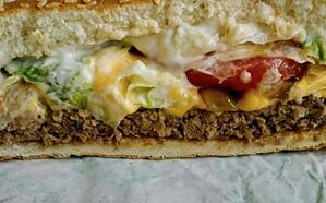 Inside the Impossible Whopper