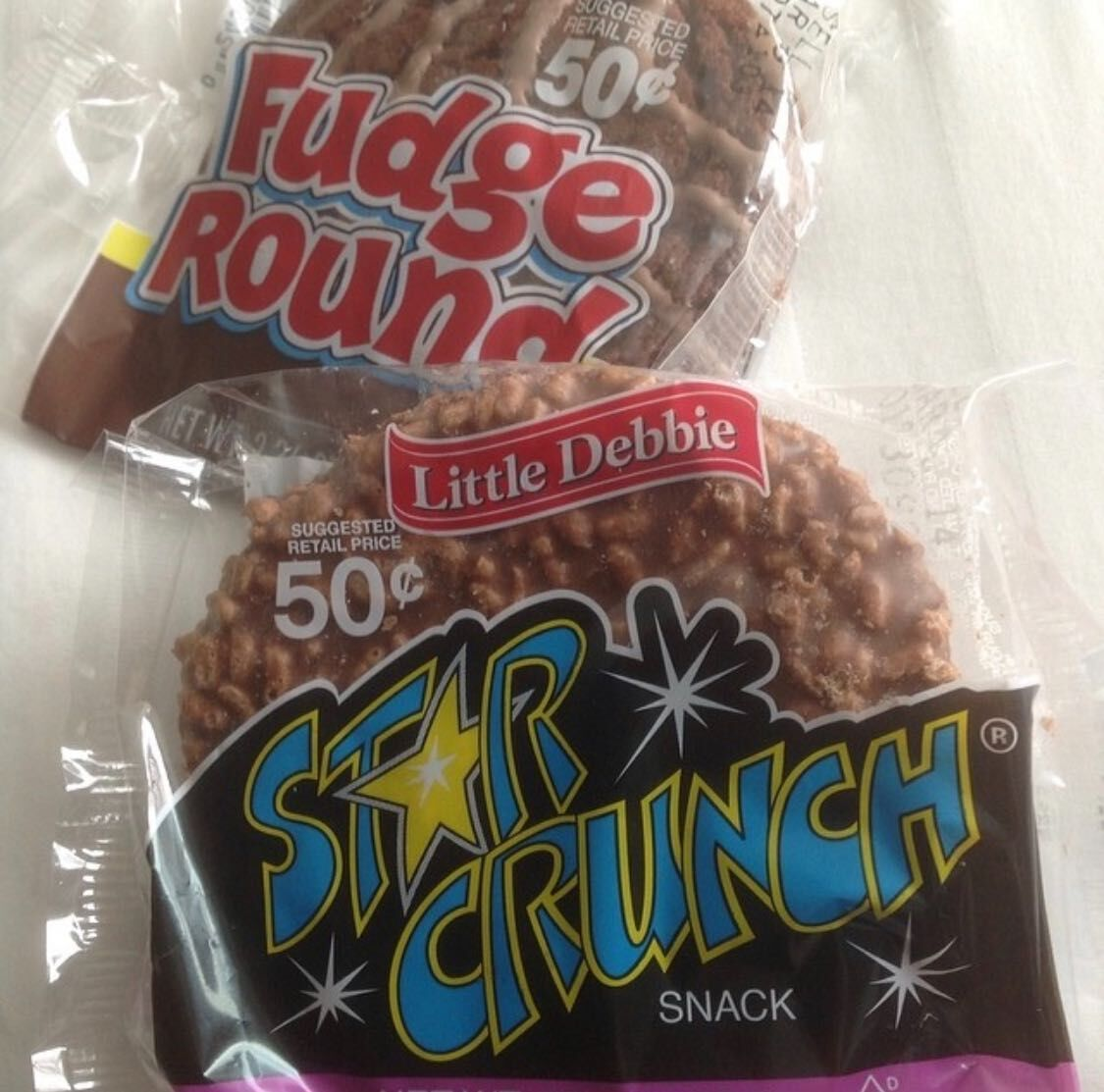 Star Crunch from Little Debbie is an underrated treat