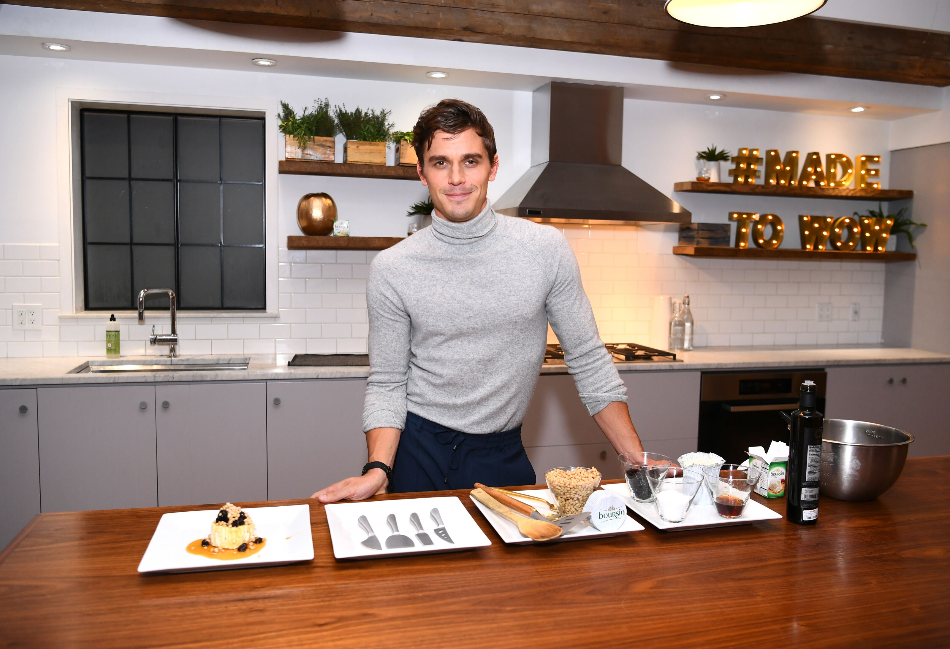 Antoni Porowski has a cookbook on the way and you pre-order it now