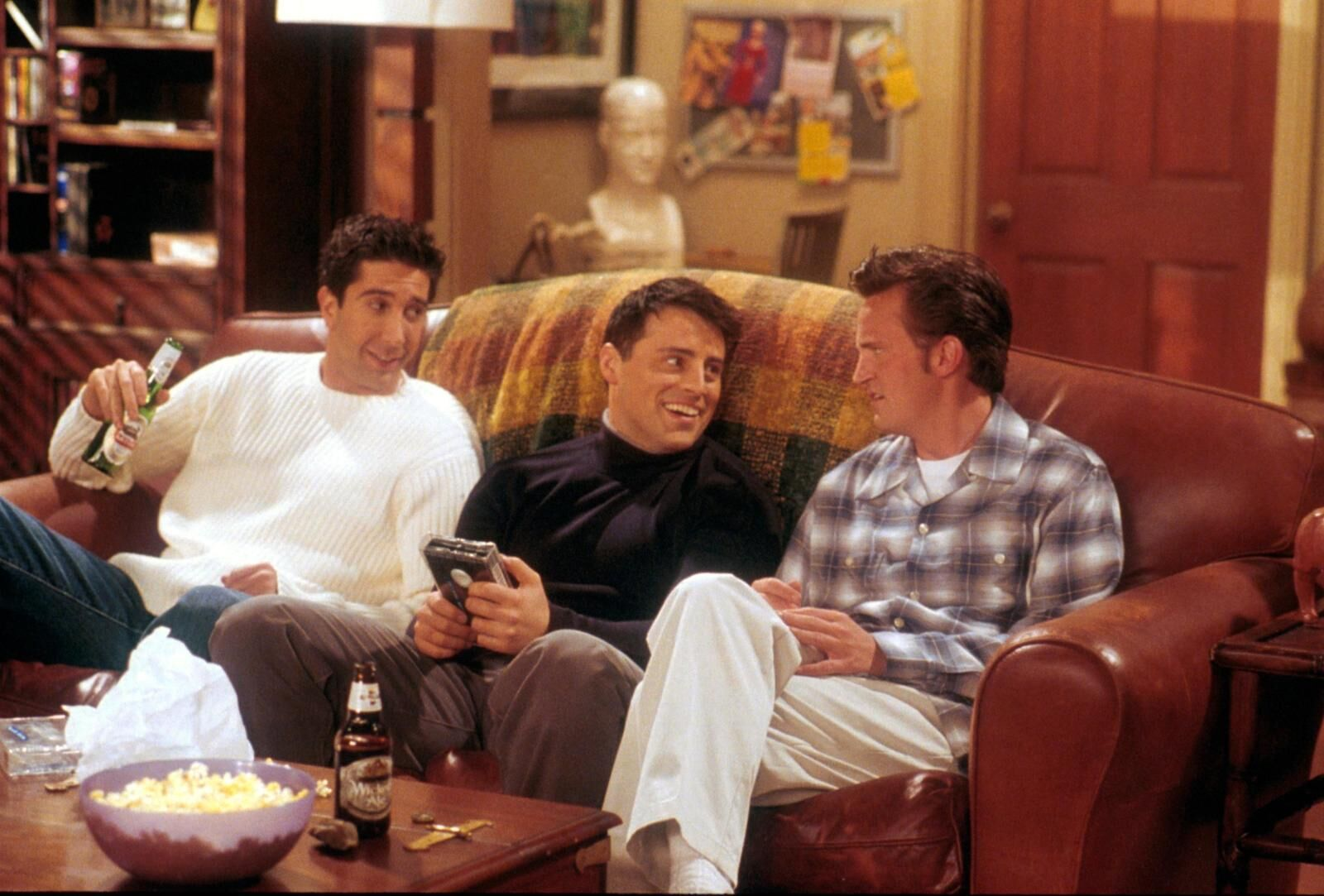 Where can you buy Friends Central Perk coffee and mugs?