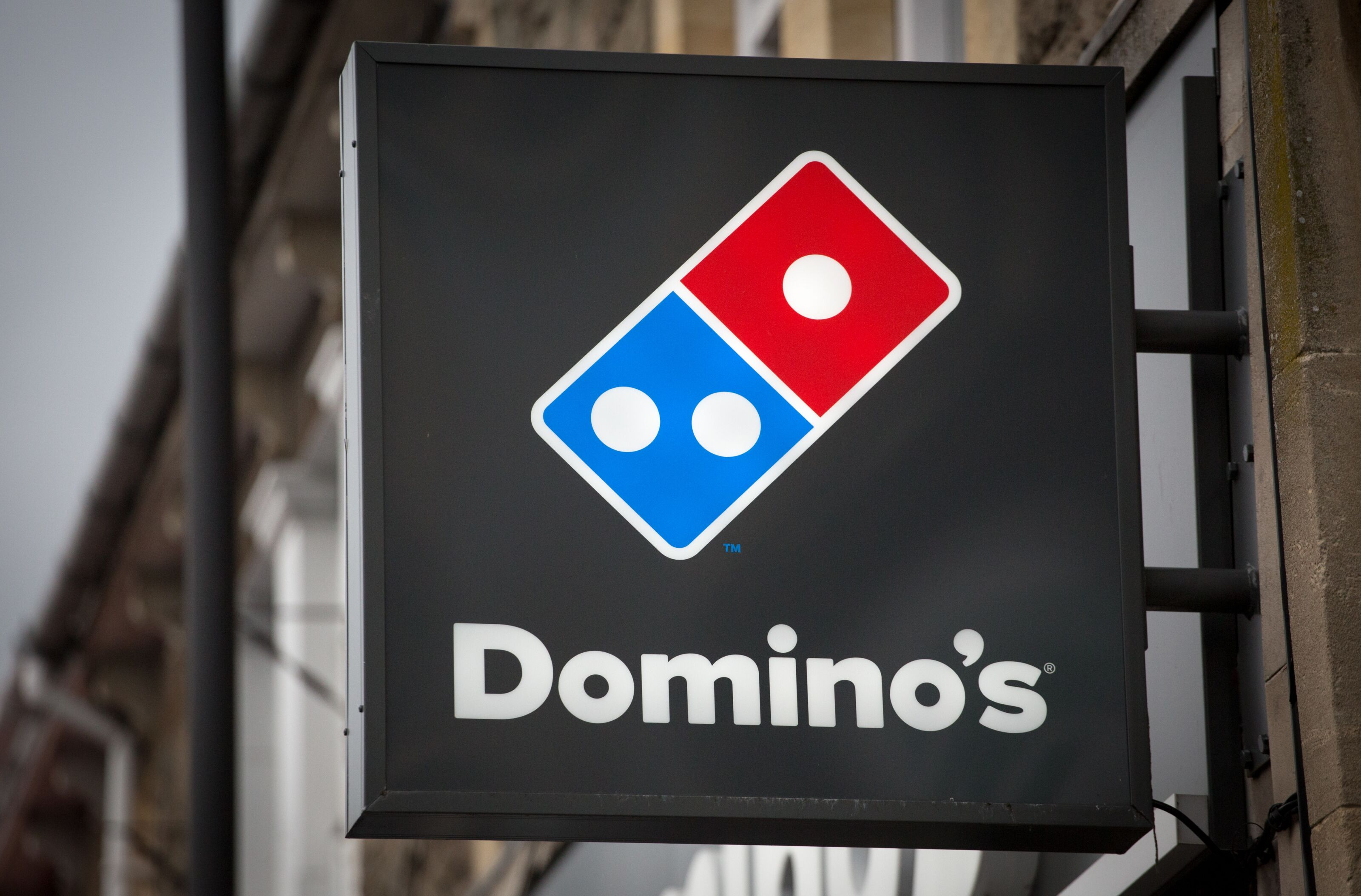 Domino's just went and made a pizza that could be overkill