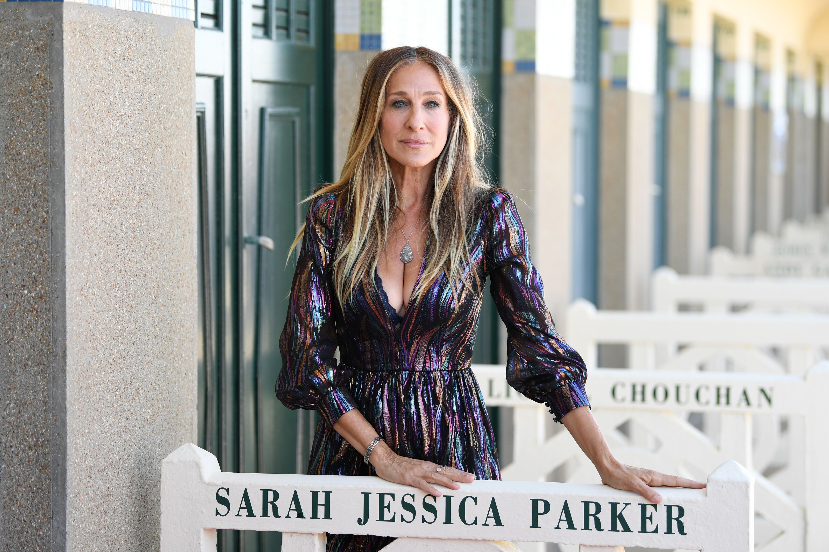 Sarah Jessica Parker is debuting a summer collection of wines with Invino Wines