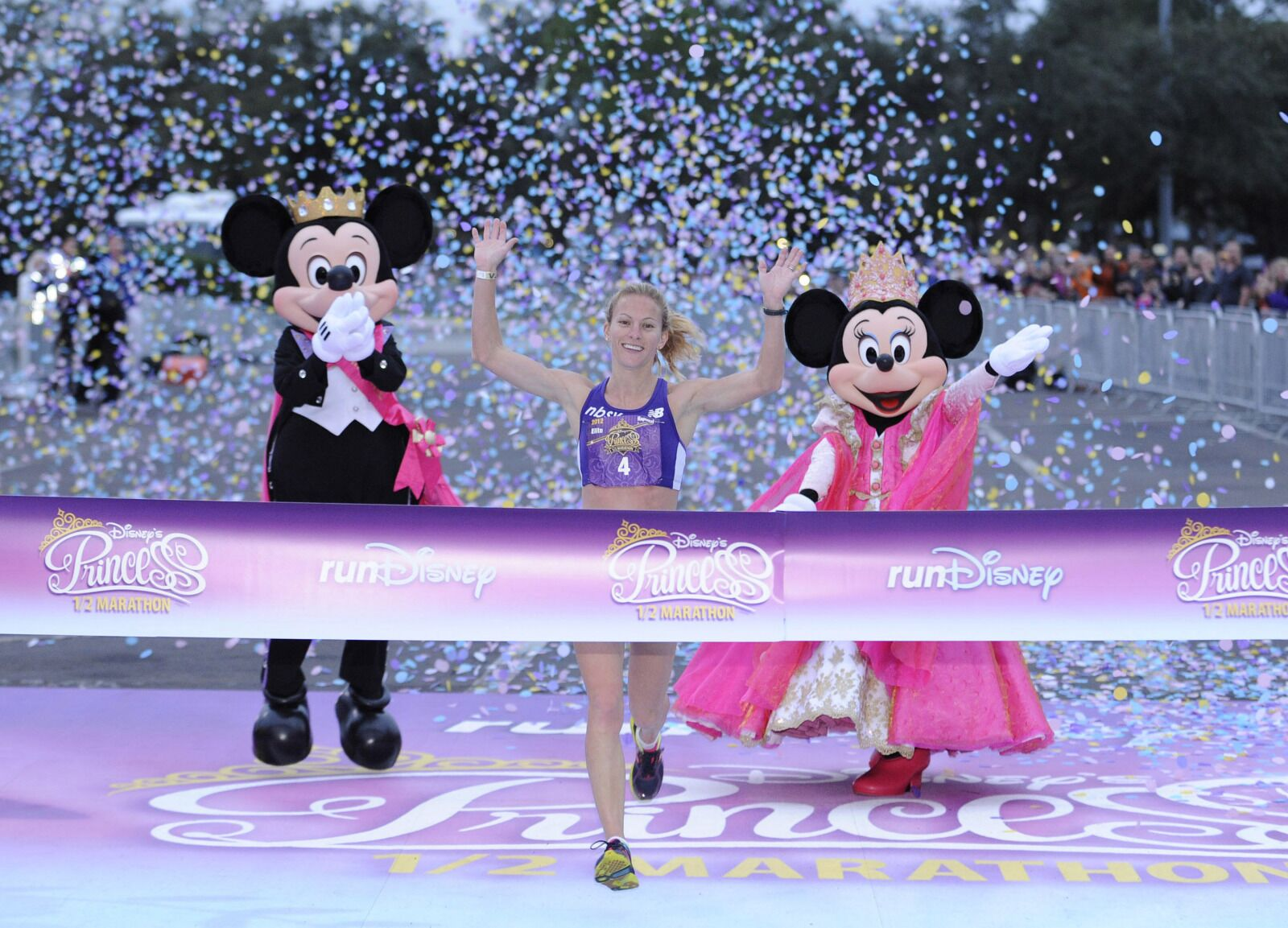 Run the Disney Princess Half Marathon, Enjoy the Sparkly Booze