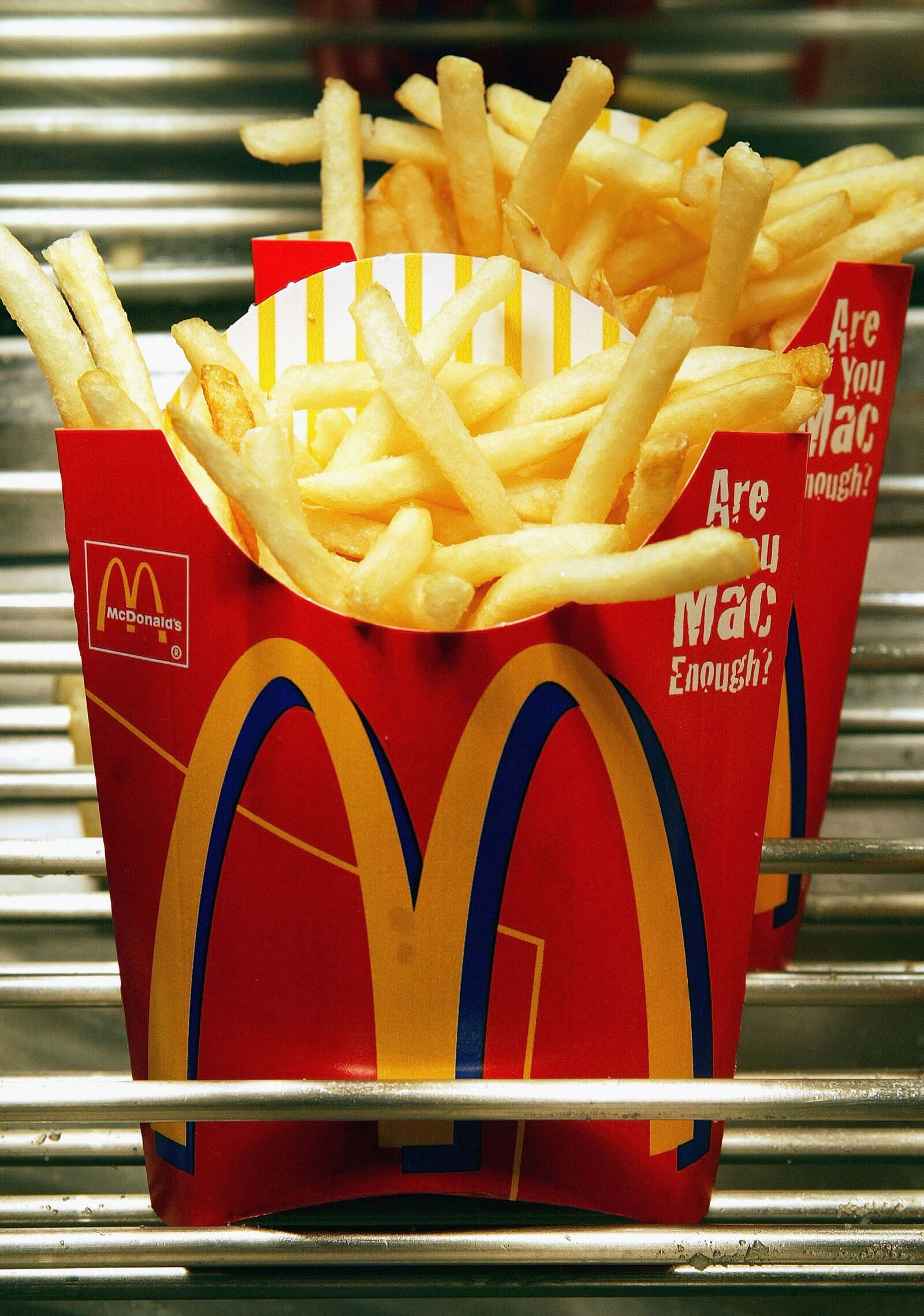Ever wanted to know how to make McDonald's fries at home?