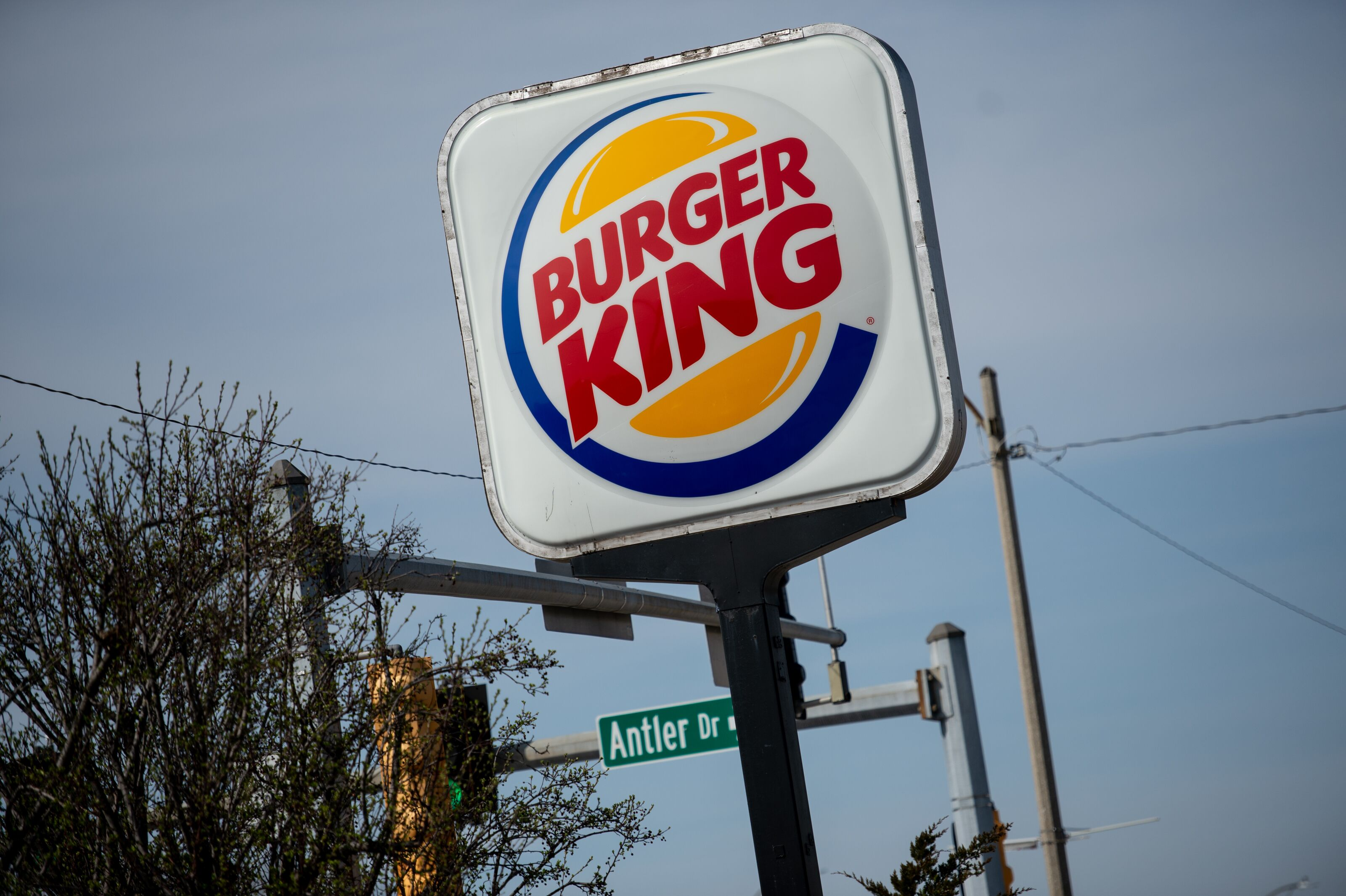 Burger King is running out of Zesty sauce and soon