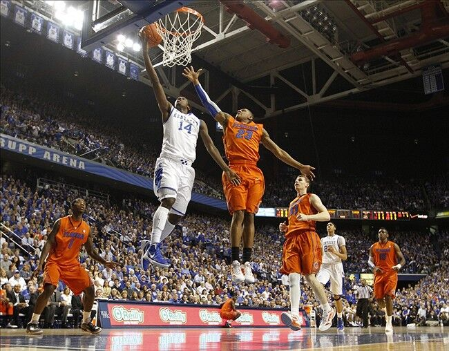 Kentucky Basketball What The Florida Win Means To The: Basketball Preview: Florida Gators Vs. Kentucky Wildcats