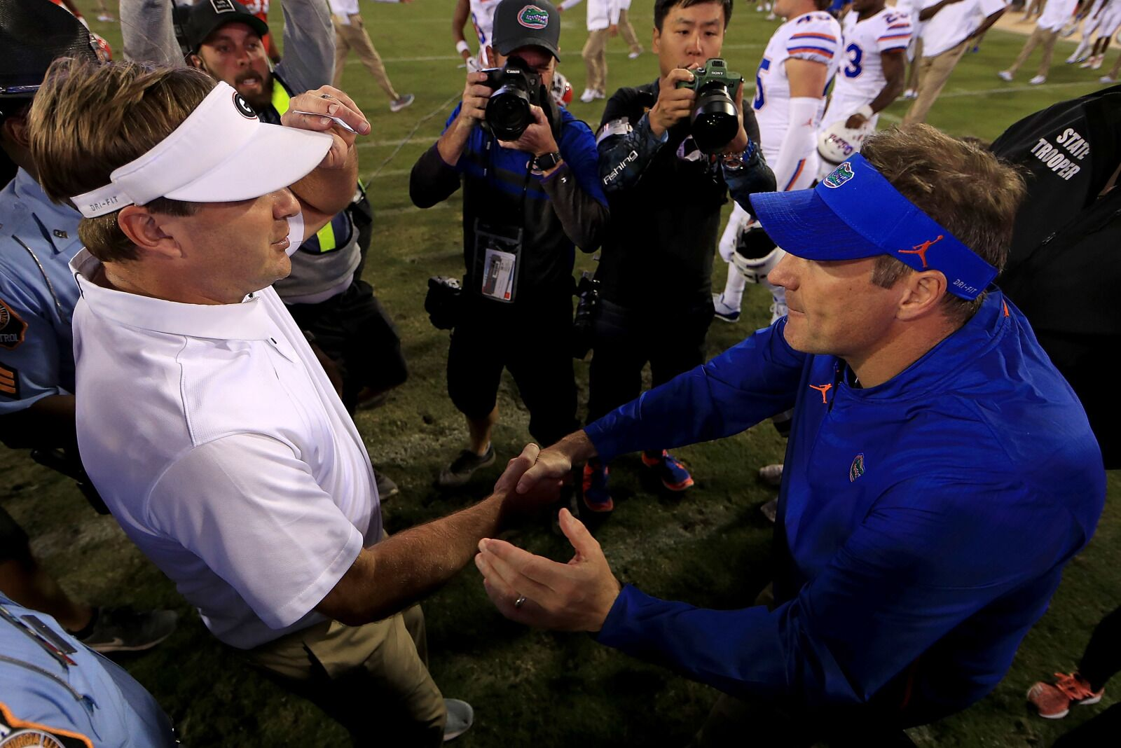 Florida football: How the 2019 opposing coaches have fared against the Gators