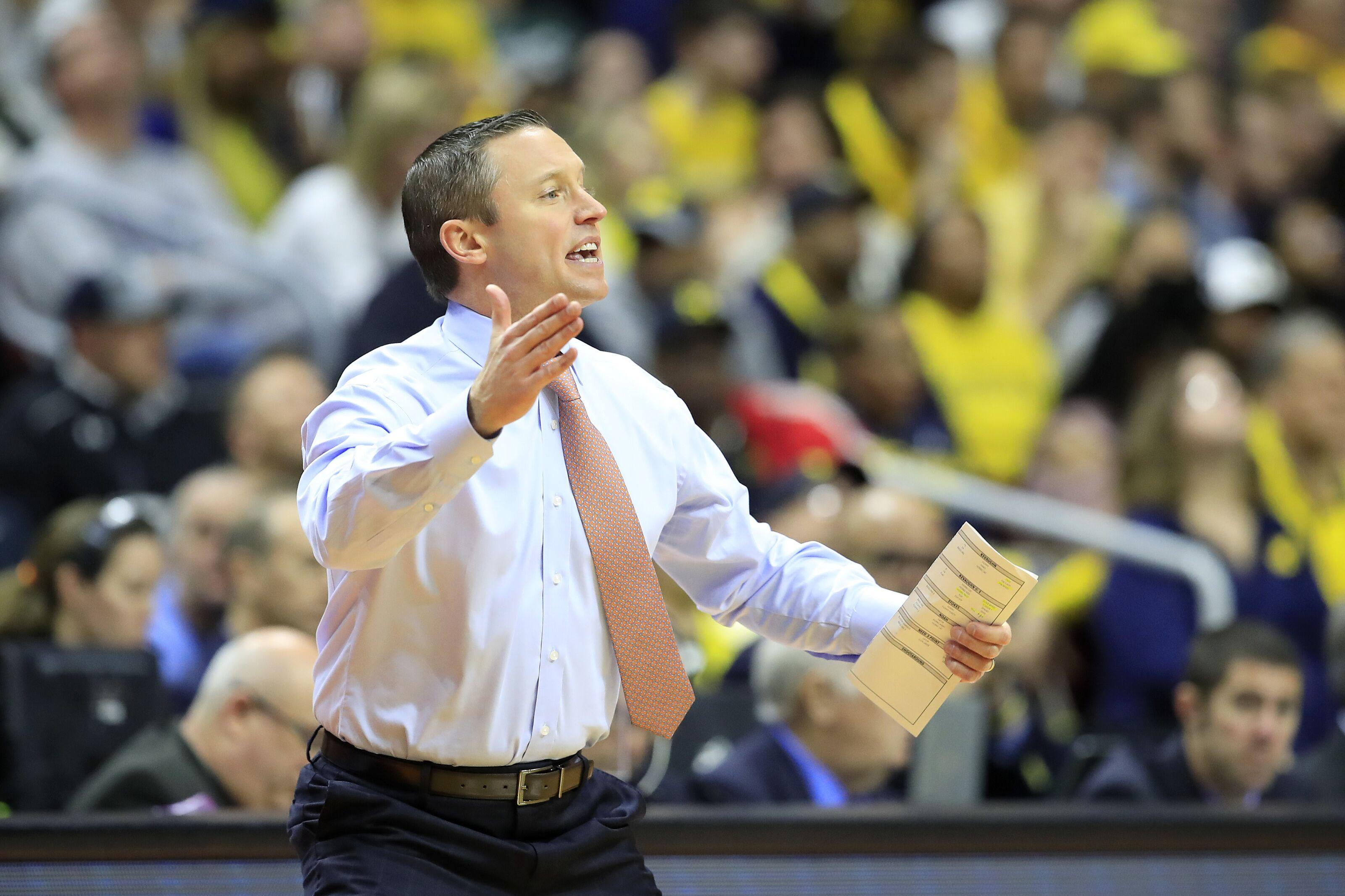 Florida Basketball Learn Sec Opponents For 2019 2020 Season