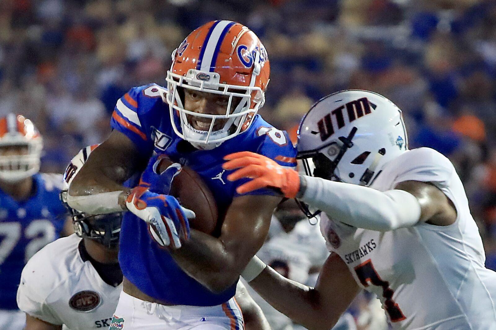 Florida football: Time set for Florida-Tennessee showdown