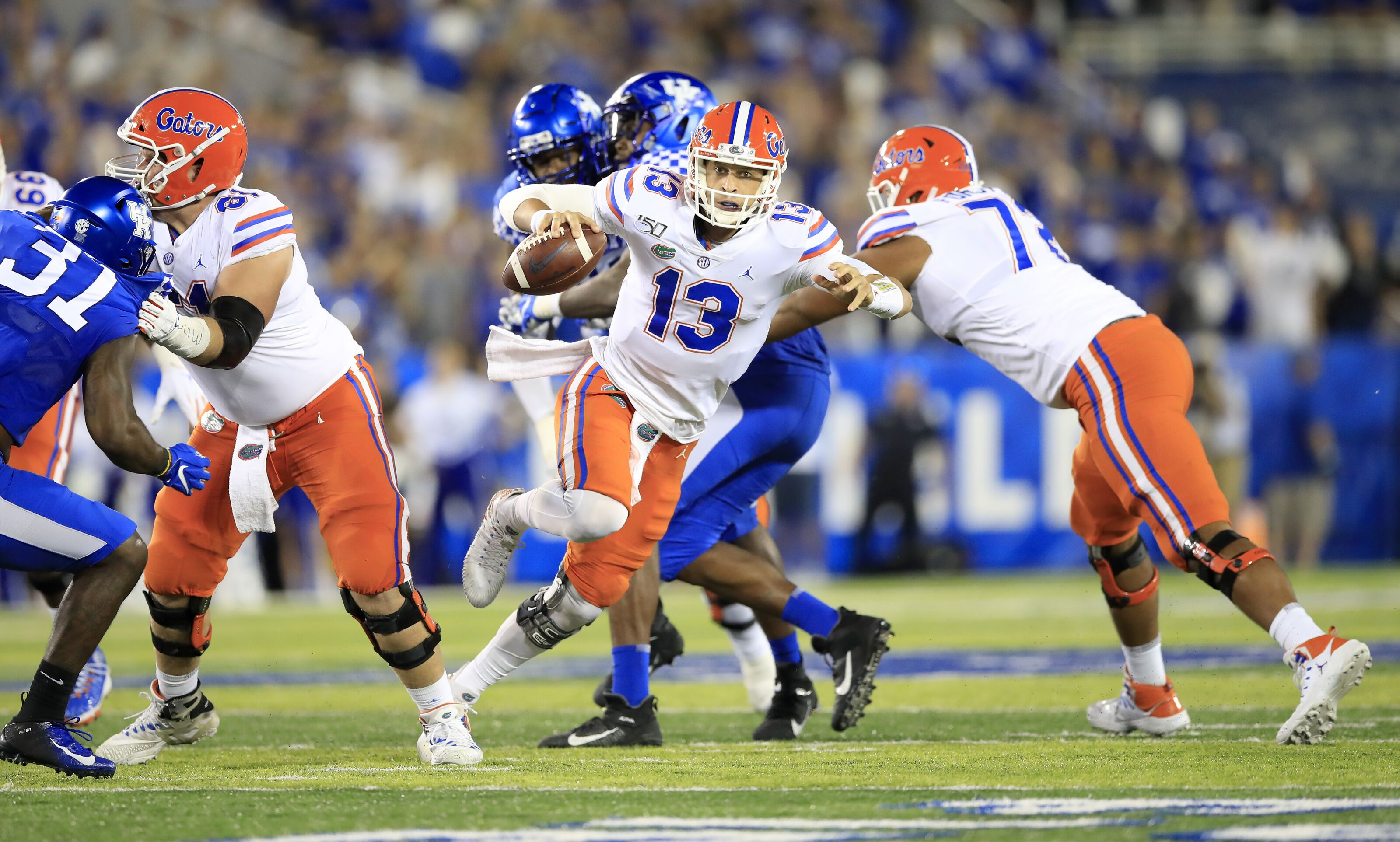 Florida football: Gators' injury report for game with Tennessee