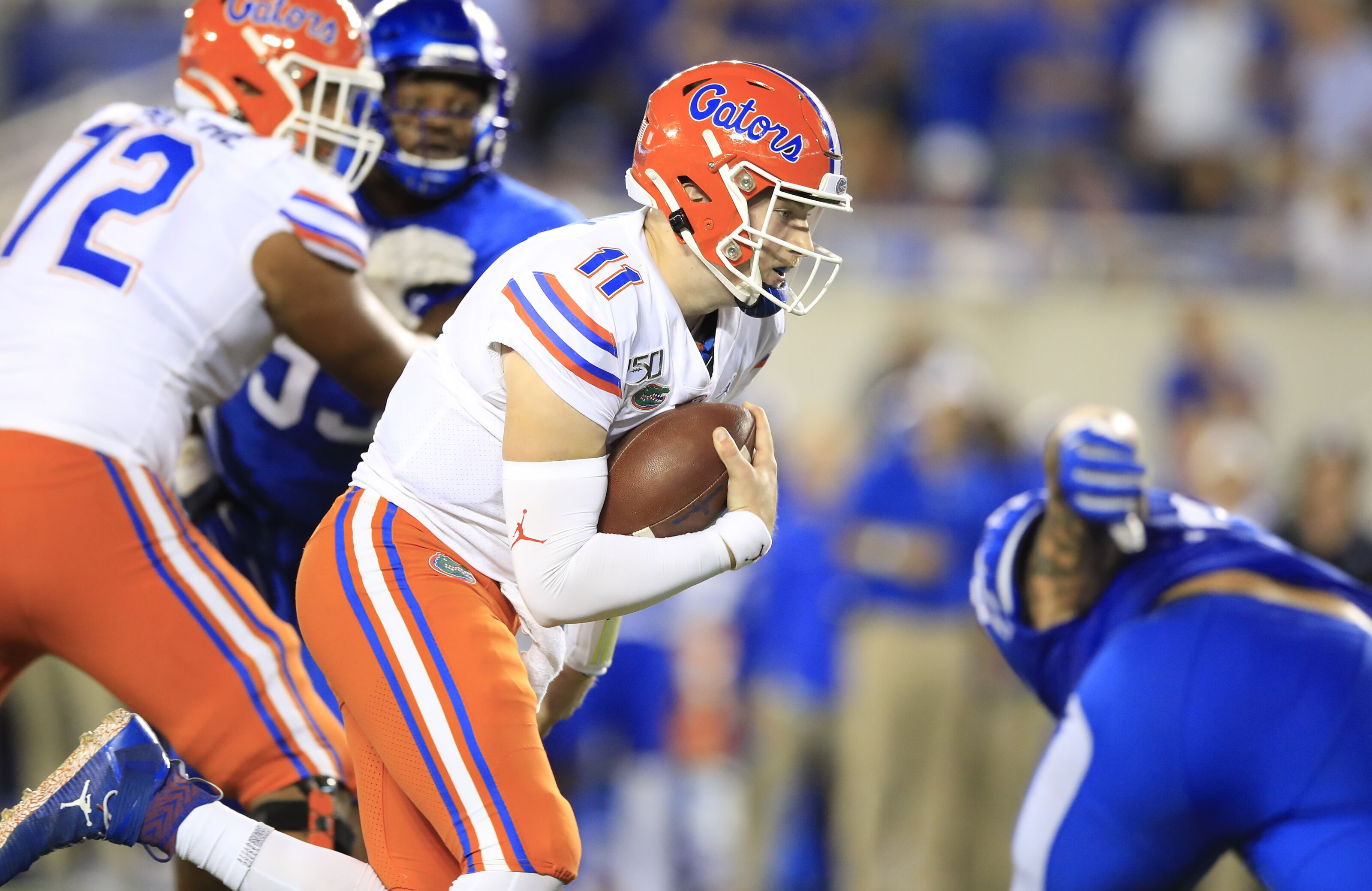 Florida football: Questions about the Gators without Feleipe Franks