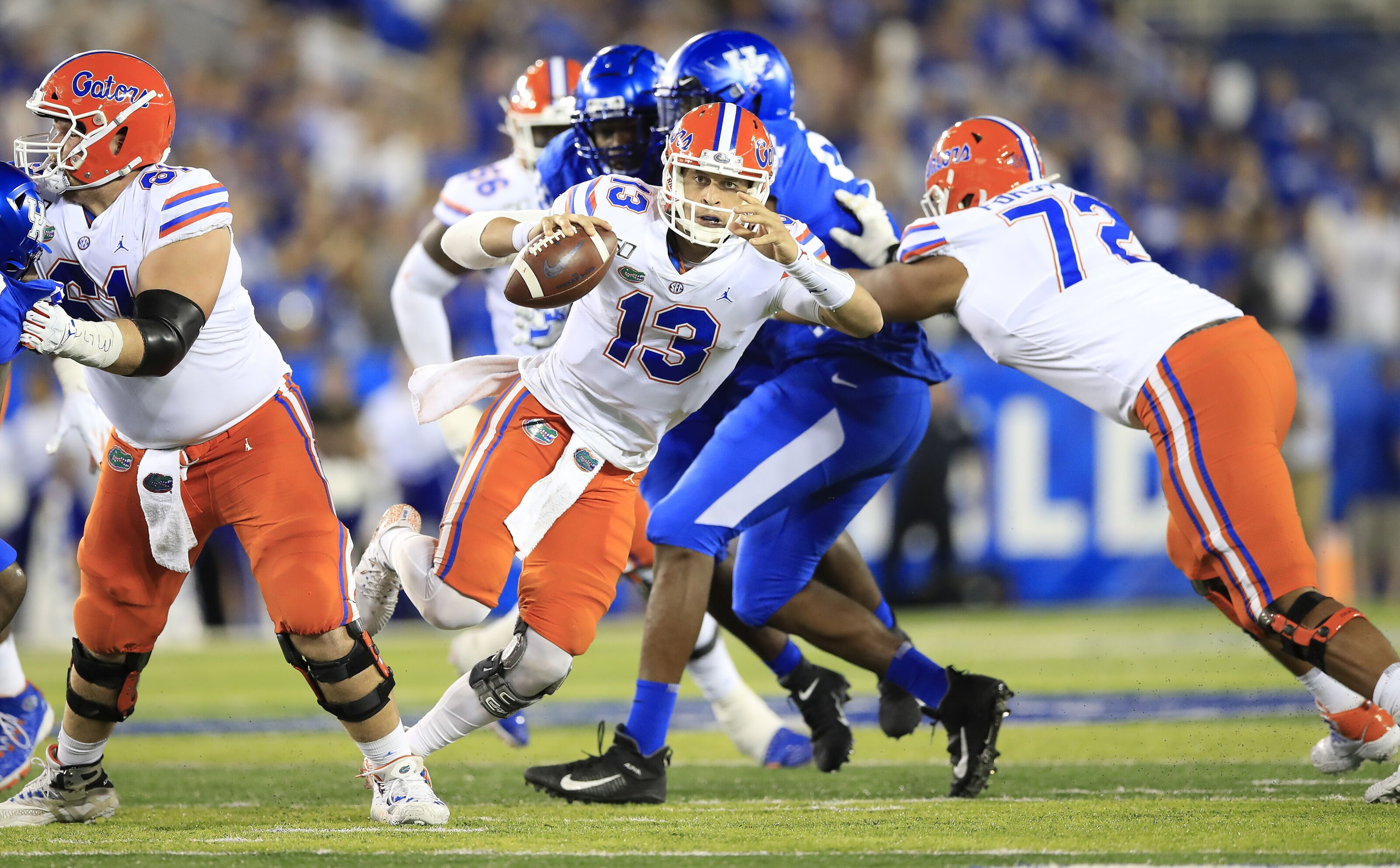 Florida football: Who's in and who's out for the Gators in 2020