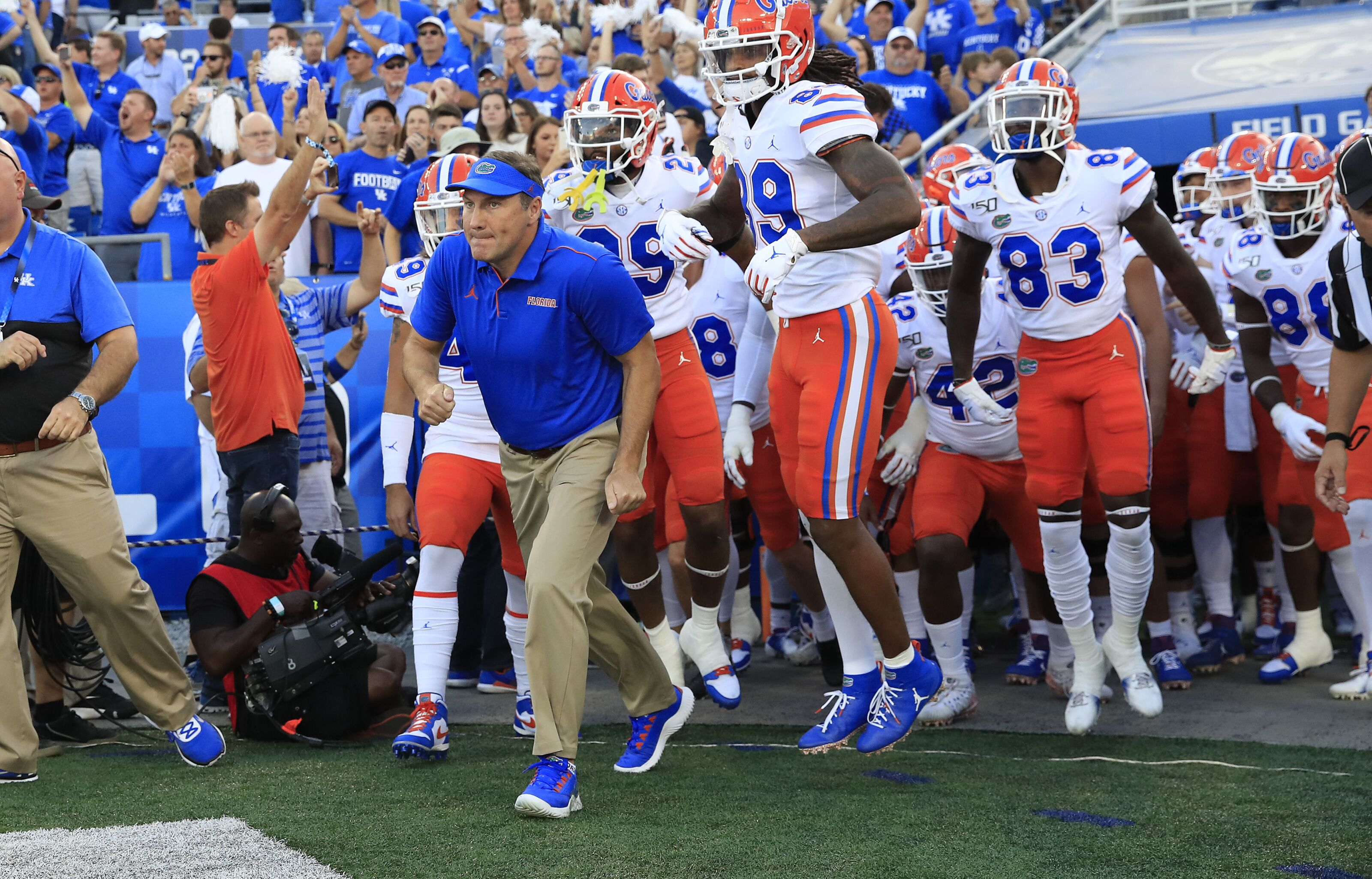 Florida football: All you need to know for today's game with Tennessee