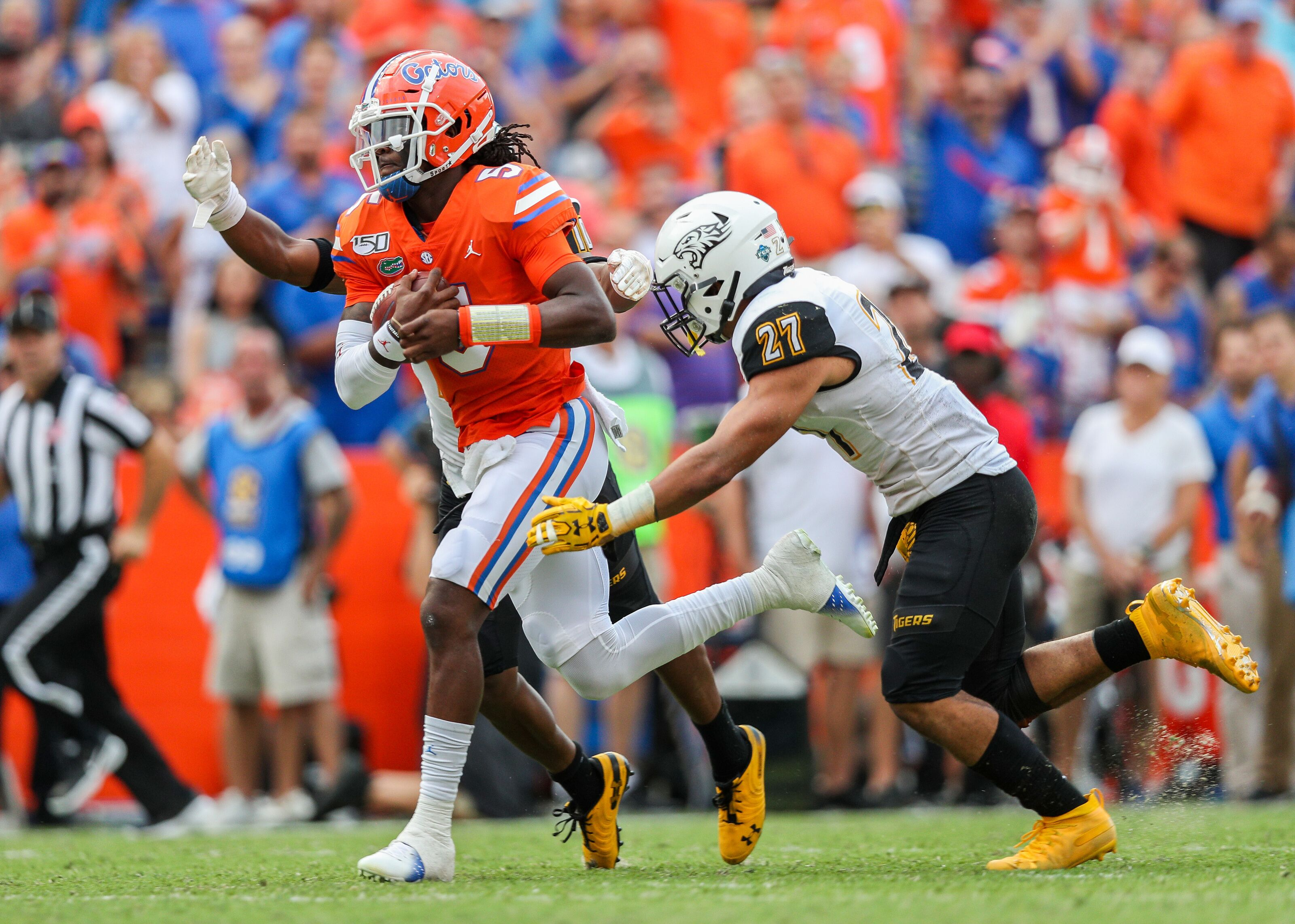 Florida football: Kyle Trask and Emory Jones to be in sync on Saturday