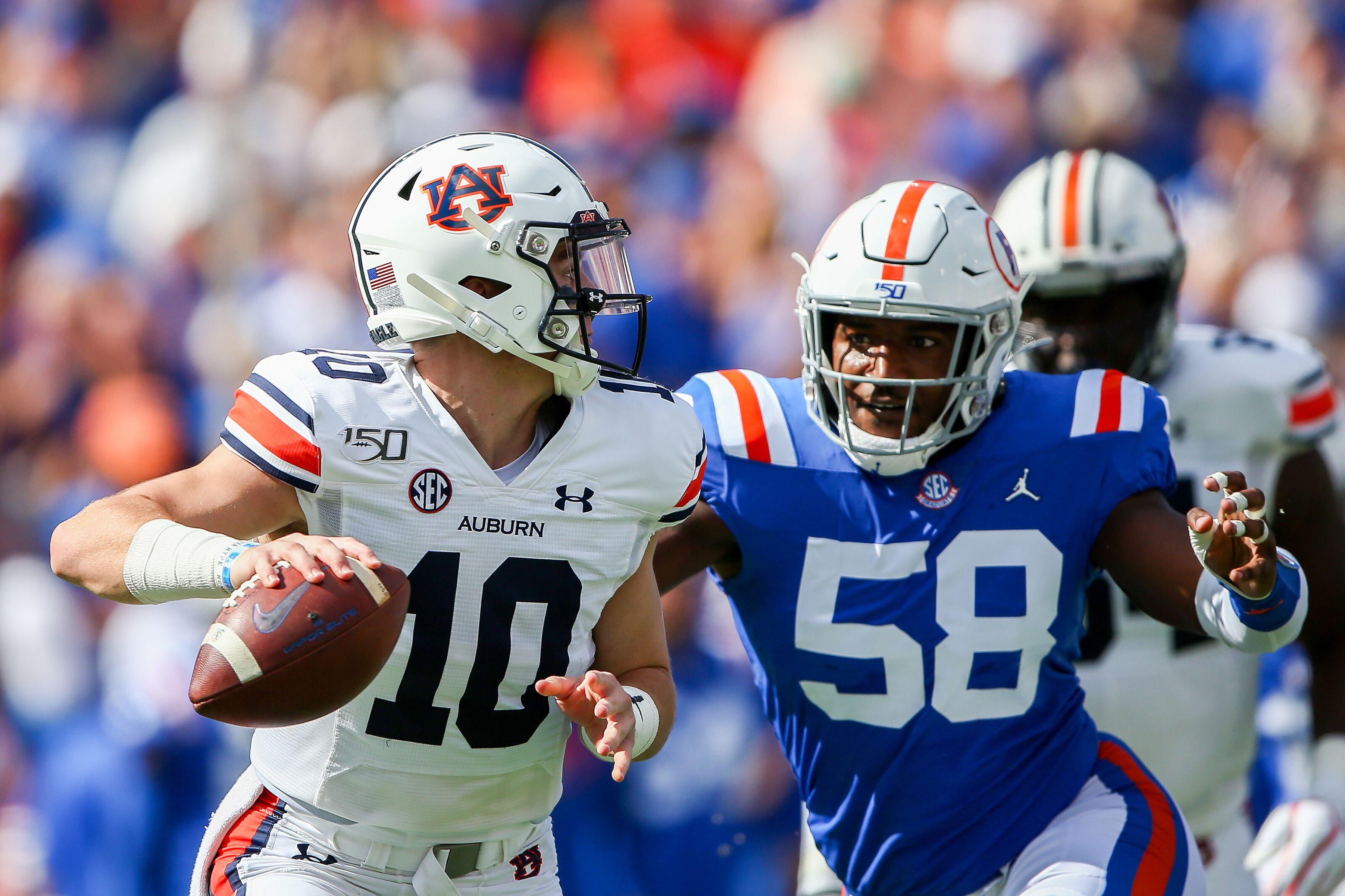 Florida football: Gators defense vs. South Carolina's offense