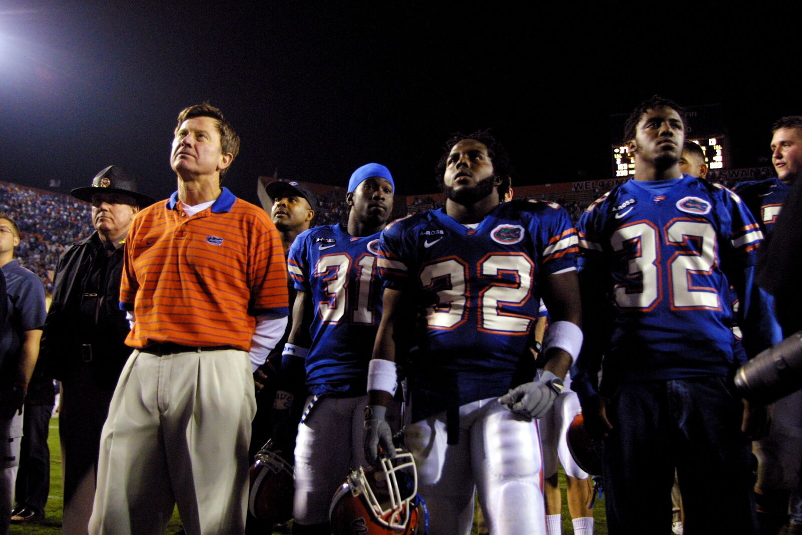 Florida football: Top 5 games Gator fans would like to forget