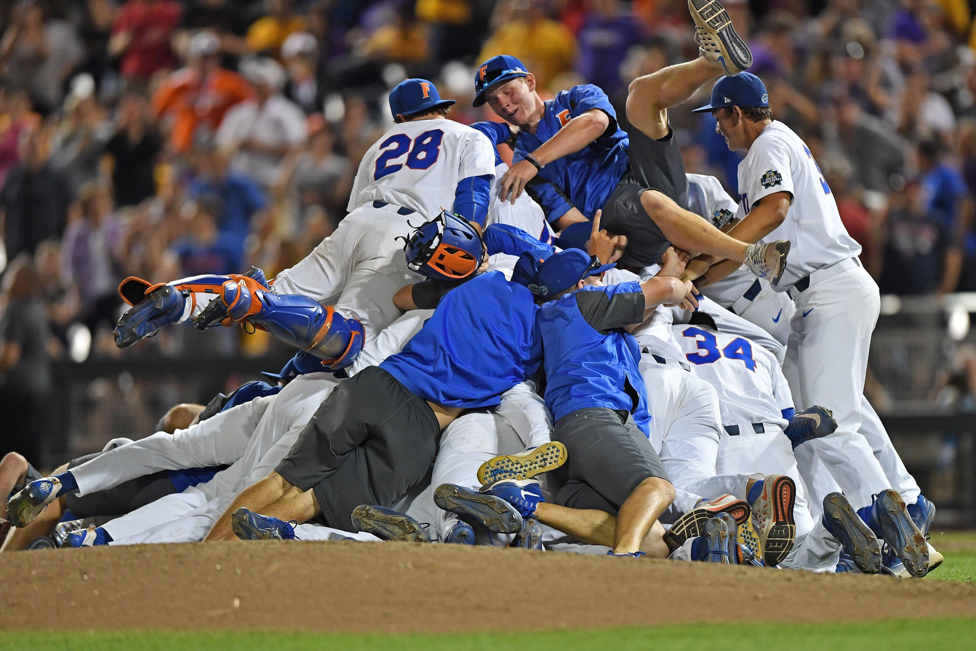 Florida Gator baseball heads to Lubbock for NCAA regionals