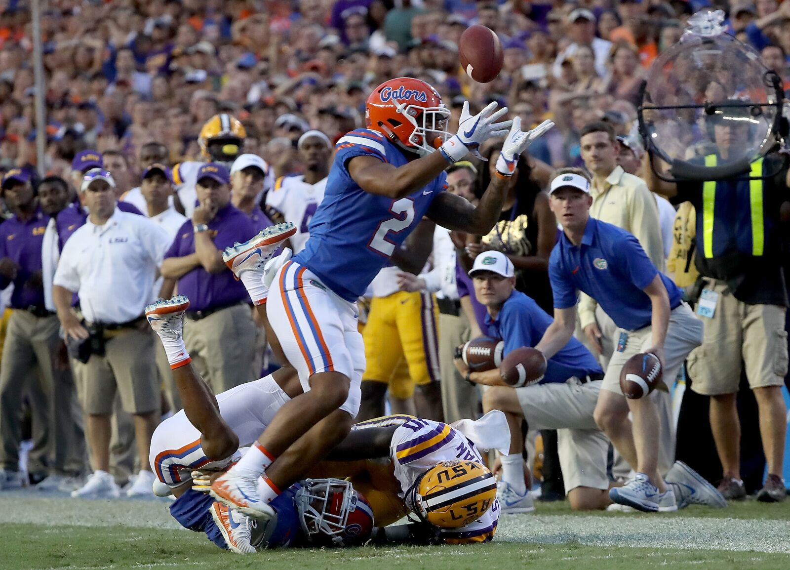 c86192bcc3f Week 6 Predictions  Florida Gators vs. LSU Tigers