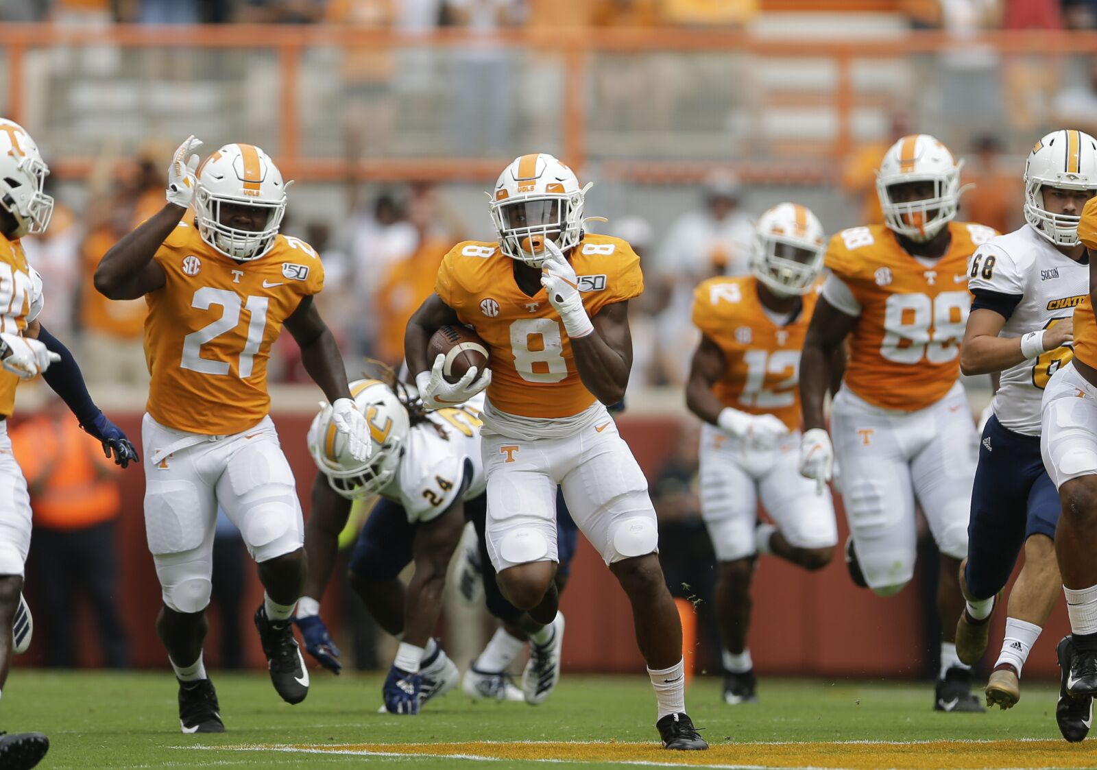 Florida football: Know your enemy – Tennessee Volunteers