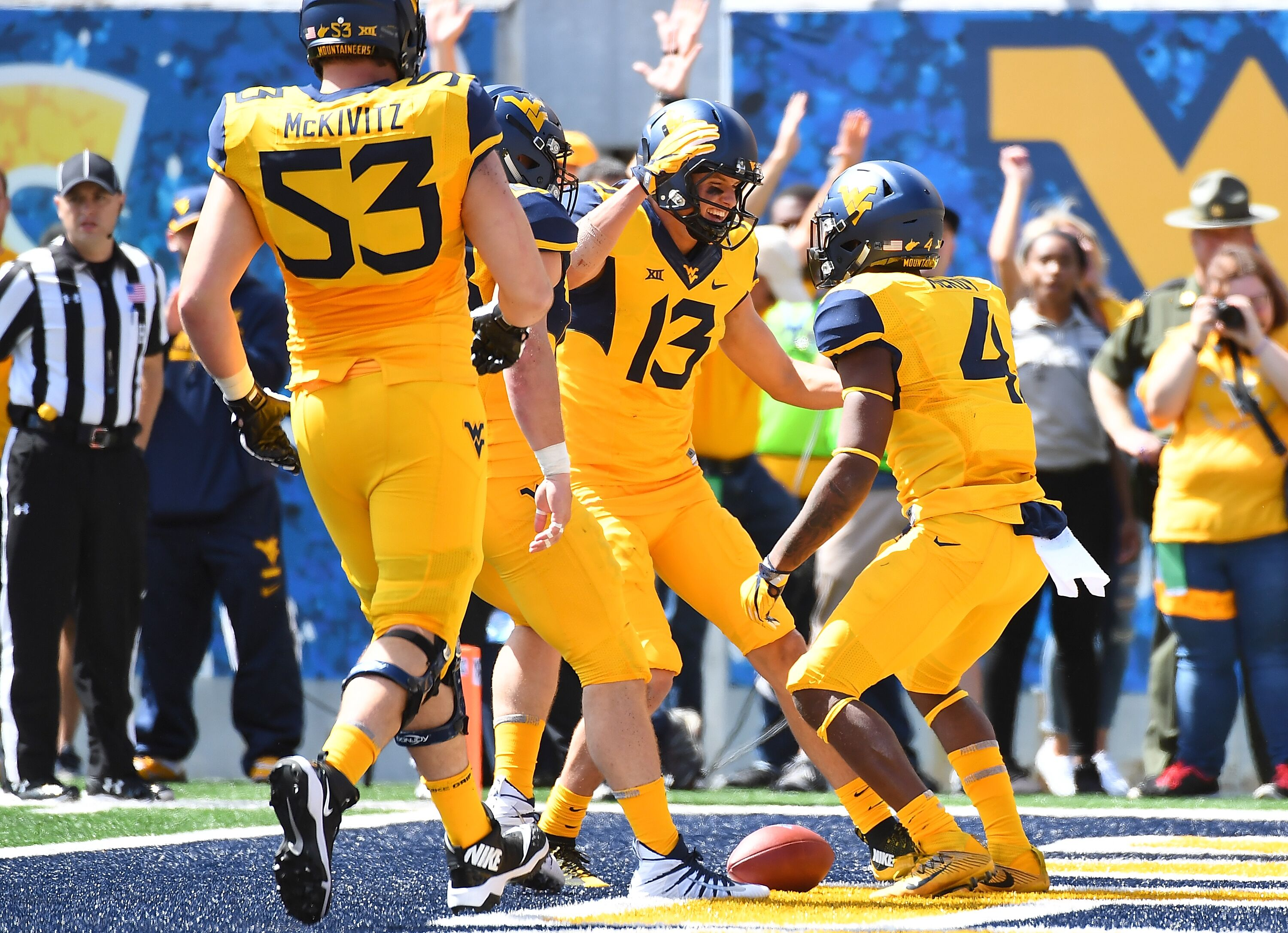 WVU football team receives cryotherapy machine in fitness ...