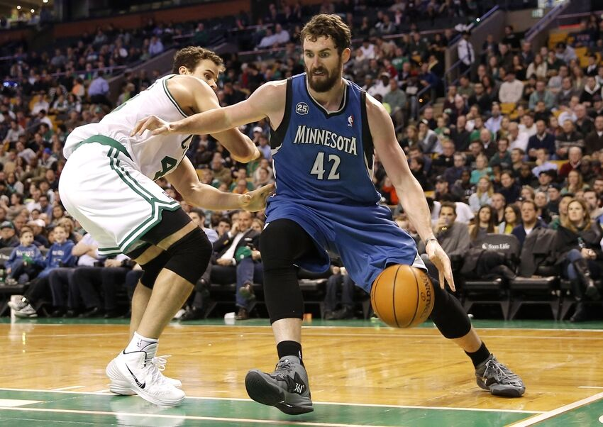 Why The Boston Celtics Are Back In The Kevin Love Game