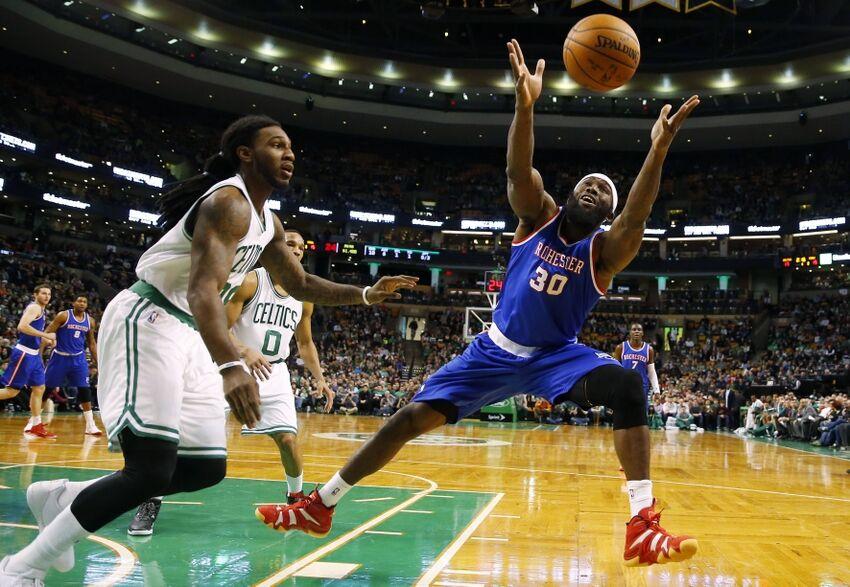 Celtics Vs Kings Image: Boston Celtics Interested In Adding Reggie Evans
