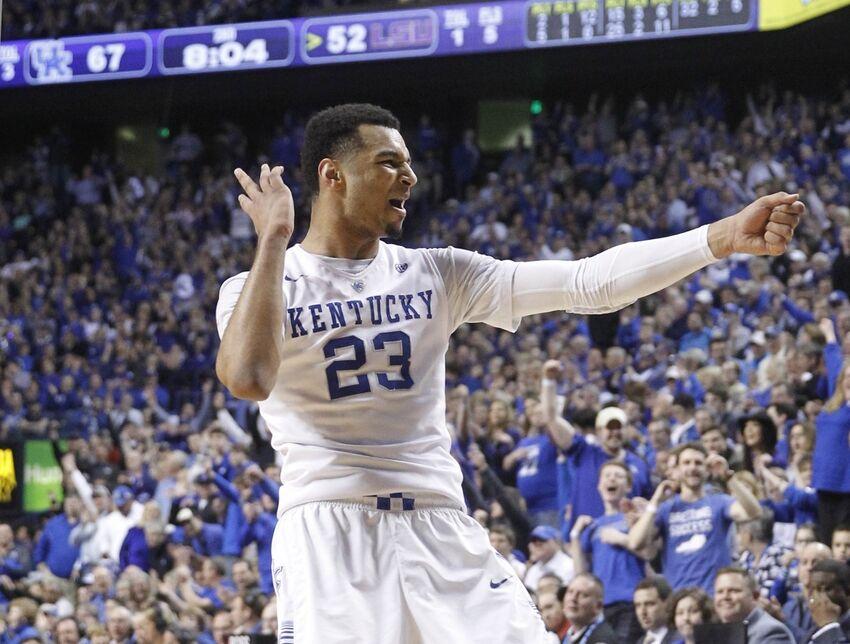Jamal Murray Shines in Draft Workout