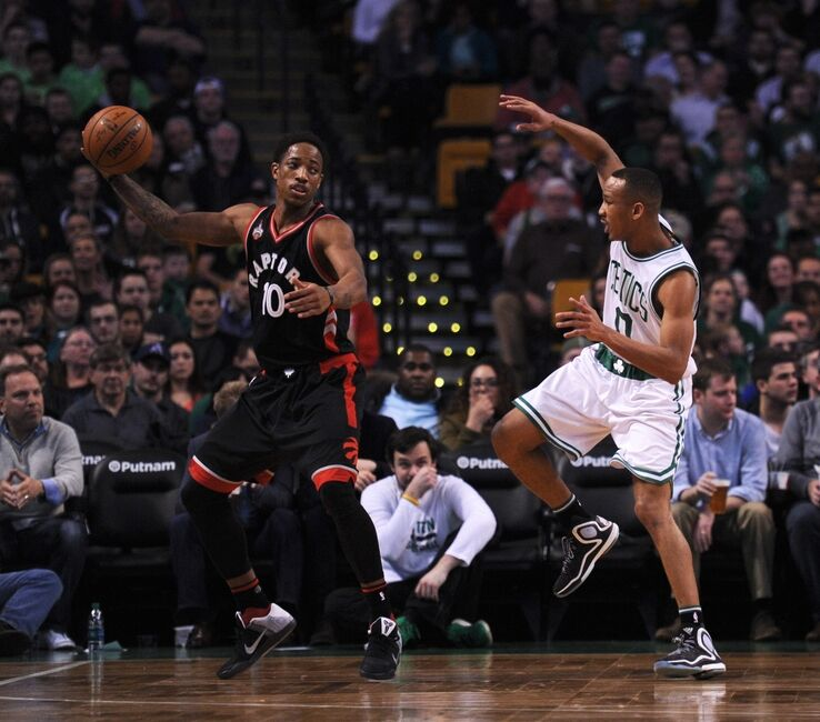 Boston Celtics: Top Ten Shooting Guards in the NBA
