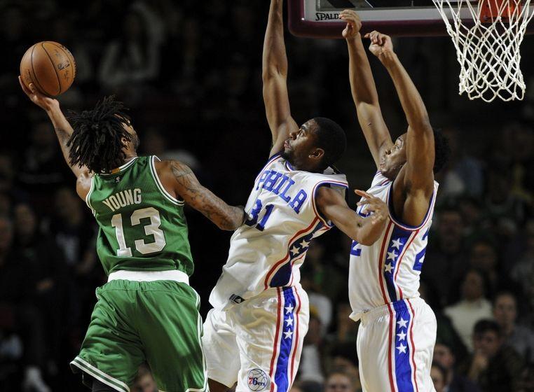 Boston Celtics Second Unit: Aggressive and Inefficient