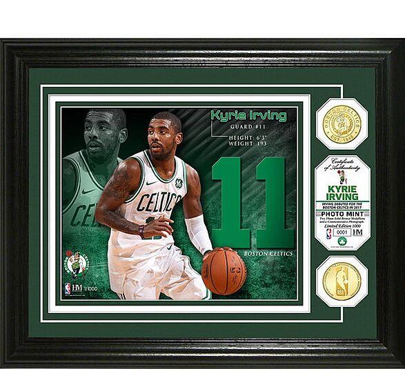 info for 1bb7e aab49 Kyrie Irving Boston Celtics Gift Guide